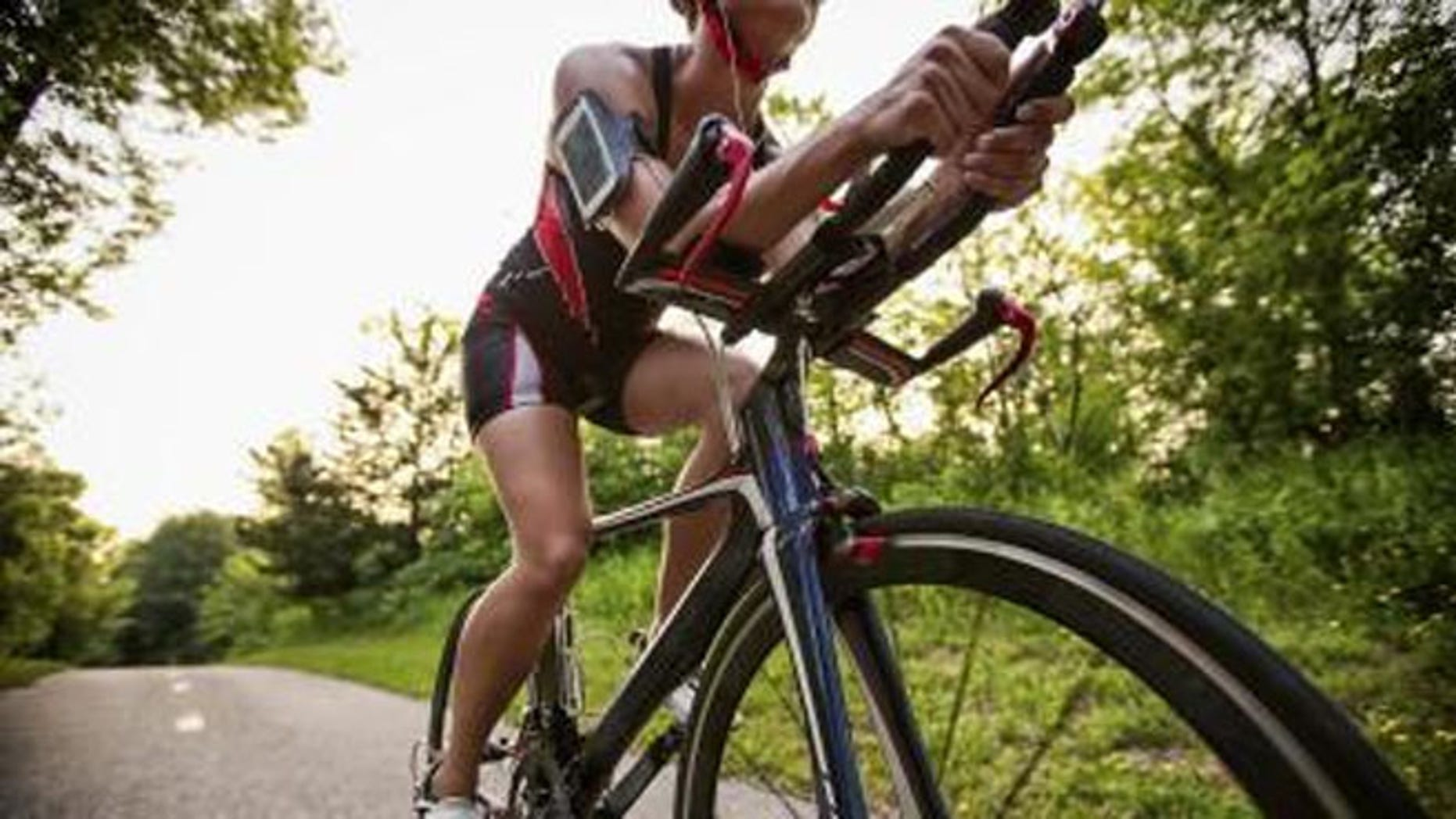 The number of cycling enthusiasts grew by 10 percent to 3.8 million from 2012 to 2013.