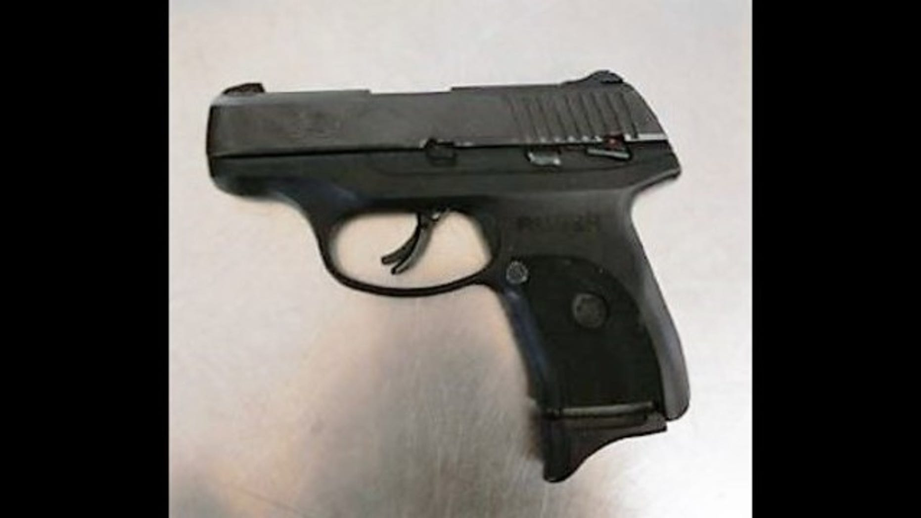 A loaded gun was found in a carry-on bag at Reagan National Airport.