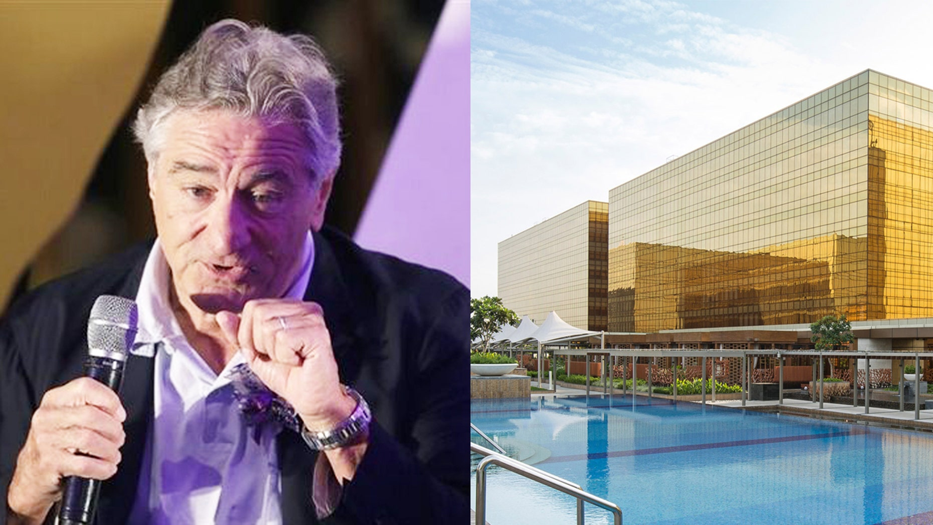 Robert DeNiro's newly opened Nobu Hotel Manila failed to impress luxury clientele.