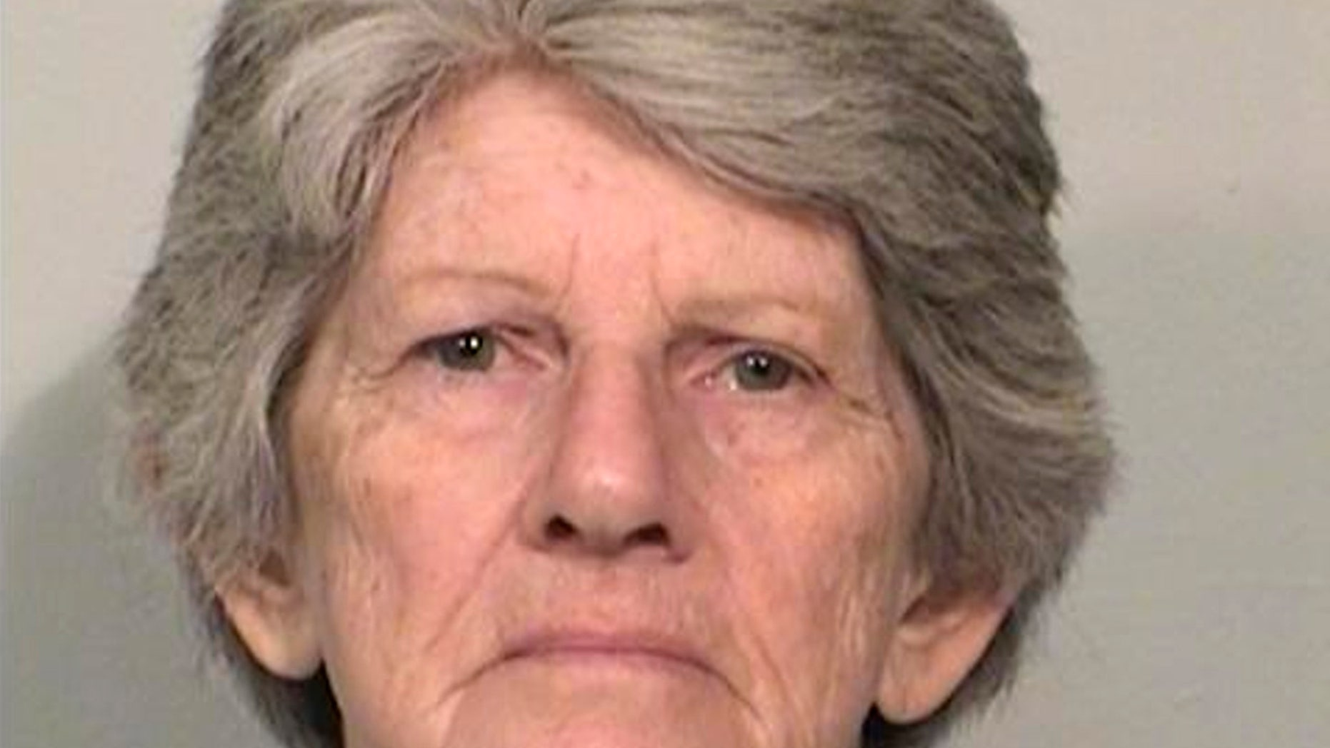 FILE - This Dec. 2, 2014 file photo provided by the California Department of Corrections and Rehabilitation shows Patricia Krenwinkel.