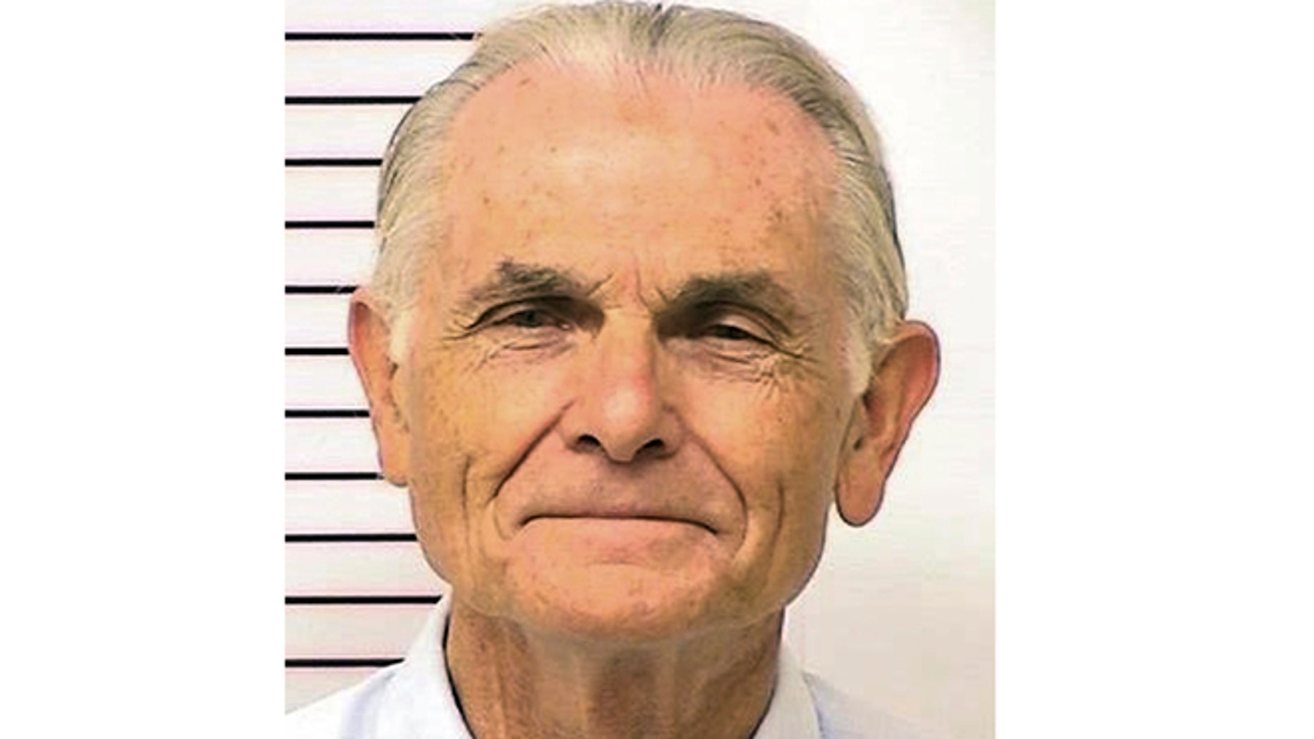 Jan. 29, 2013, This photo provided by the California Department of Corrections shows Bruce Davis.