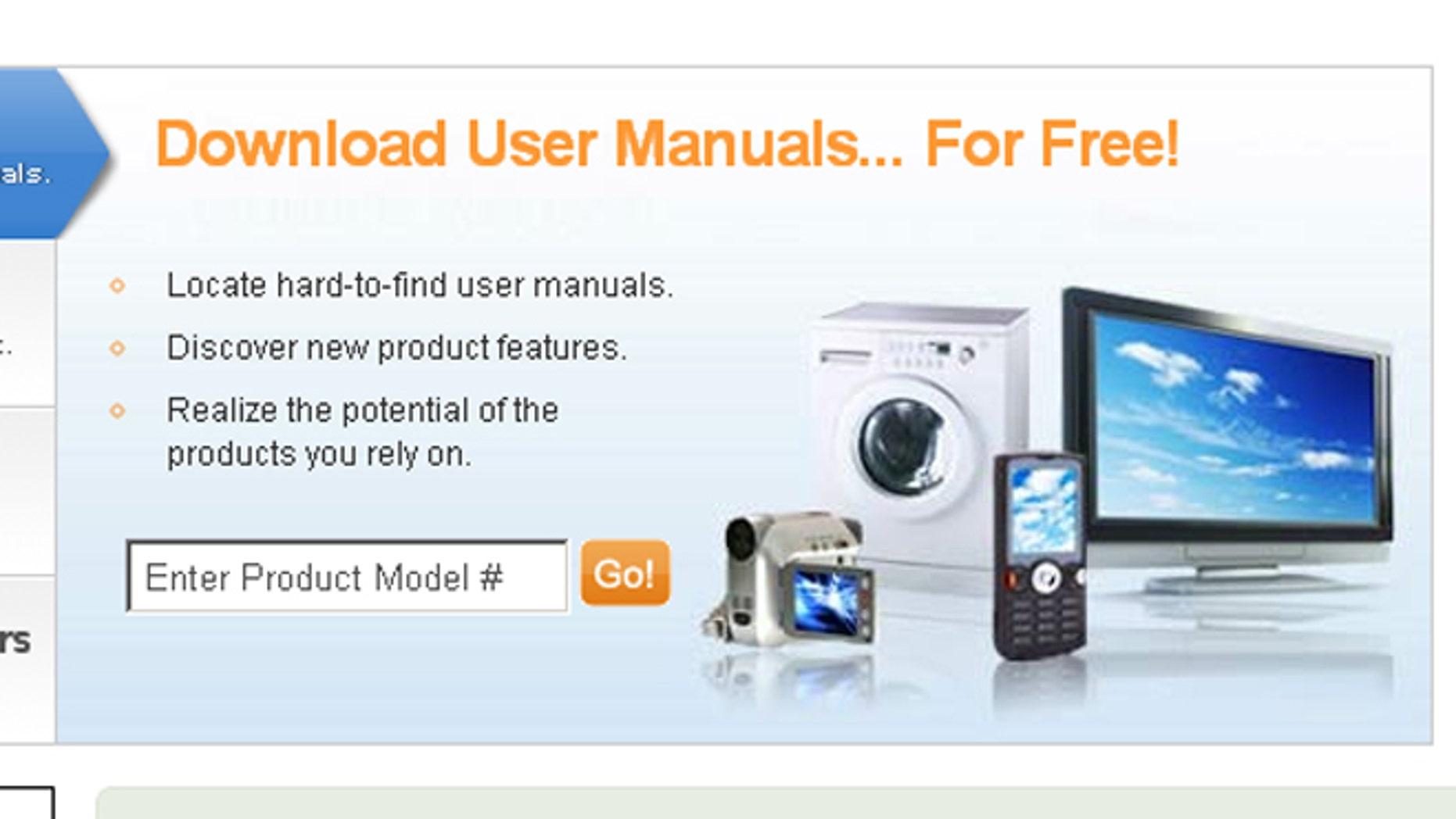 ... Array - cool site of the day online user manuals fox news rh foxnews com