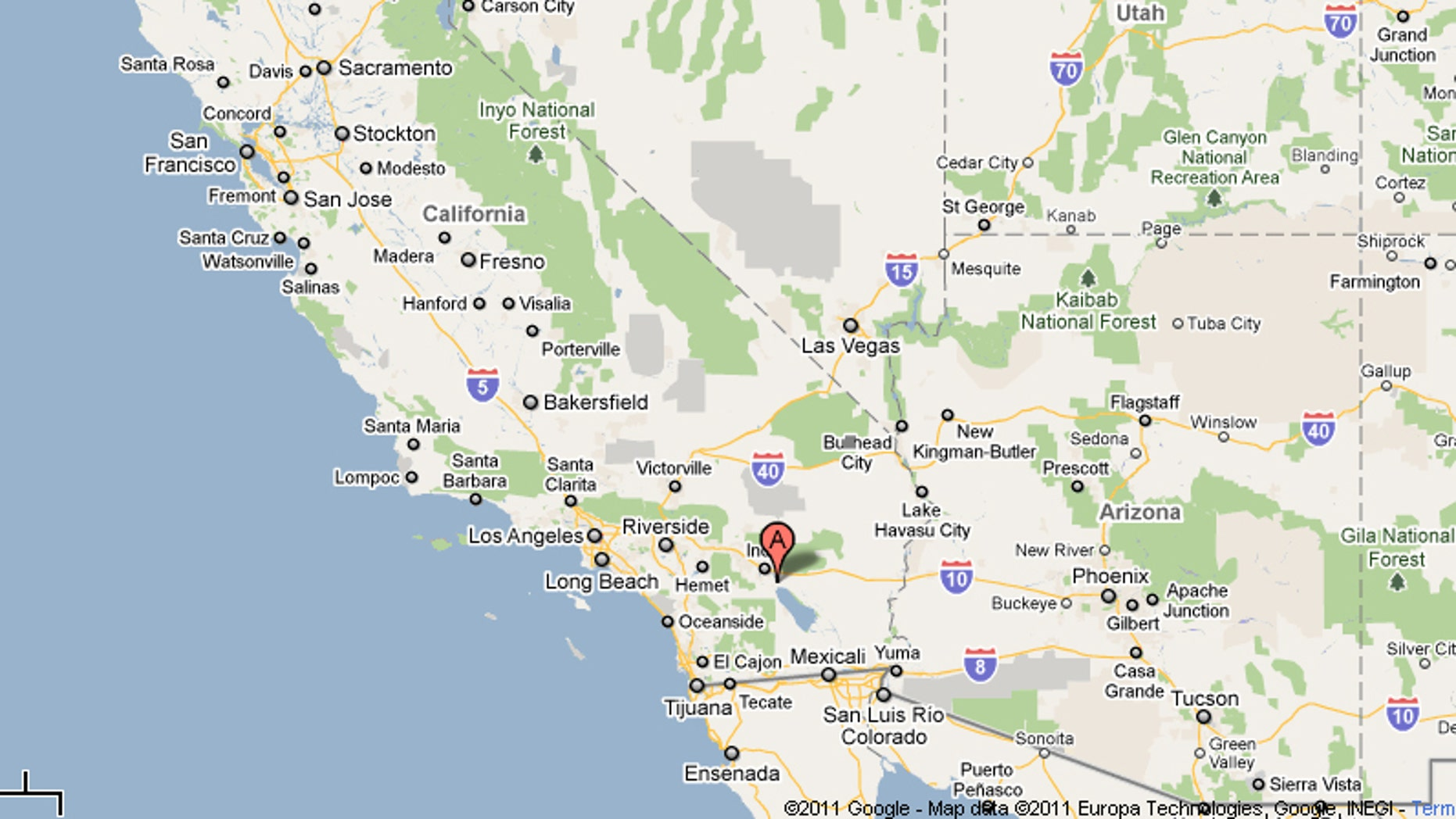 Foul Gassy Odor In Mecca California May Be Sickening Residents