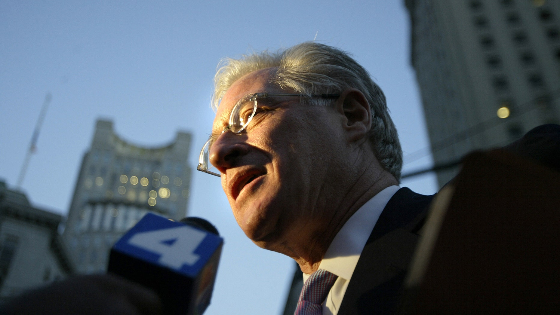 Attorney Marc Kasowitz in New York on October 26, 2005, when he represented the New York/New Jersey Port Authority in the World Trade Center bombing case.