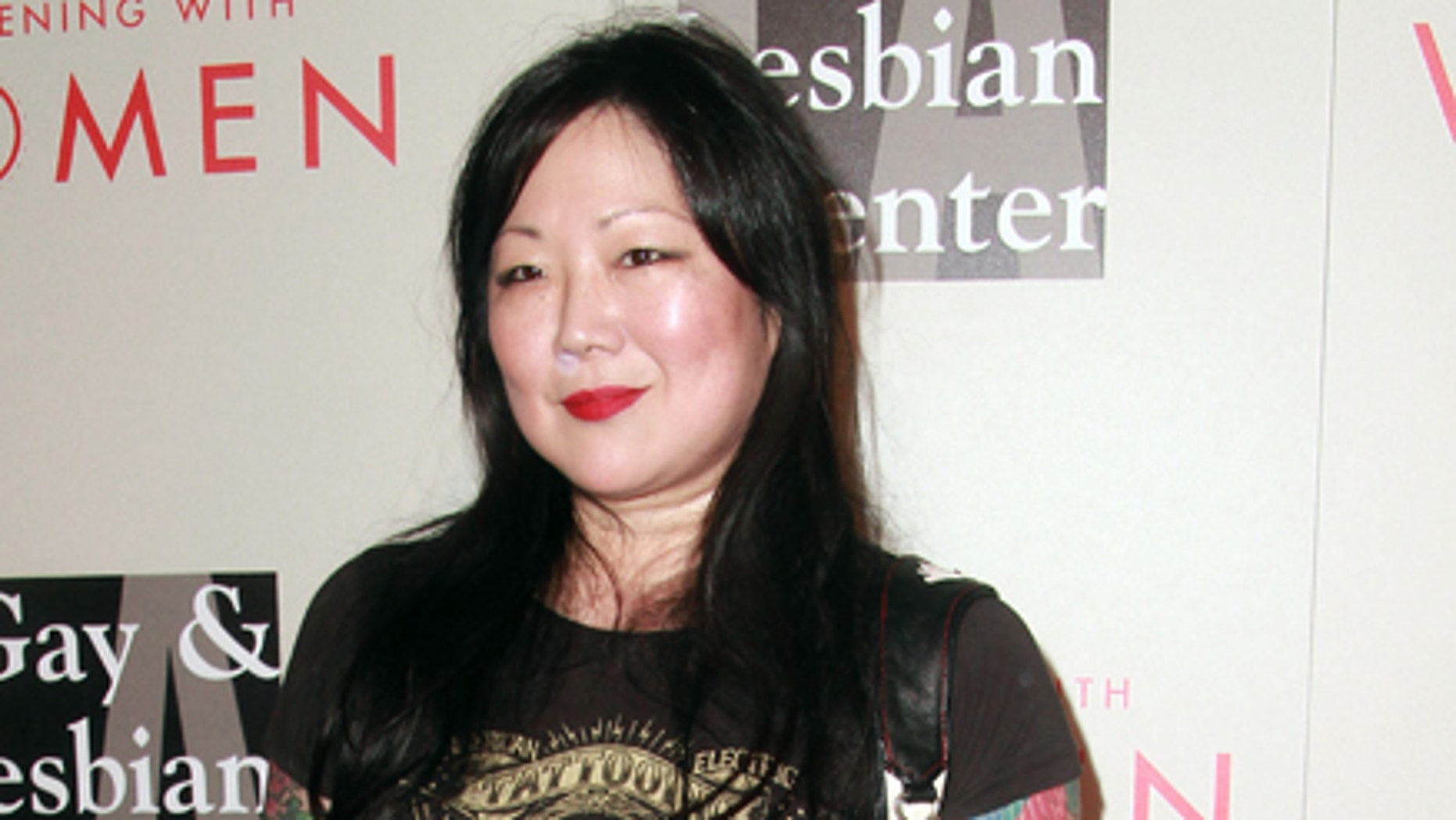 "May 10, 2014. Margaret Cho arrives at The L.A. Gay and Lesbian Center's Annual ""An Evening With Women,' at The Beverly Hilton in California."