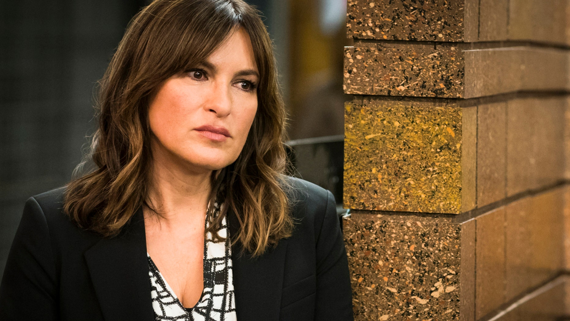 "Long-time ""SVU"" star Mariska Hargitay confesses to the difficulty of maintaining a normal work-life while working on her famous TV series."