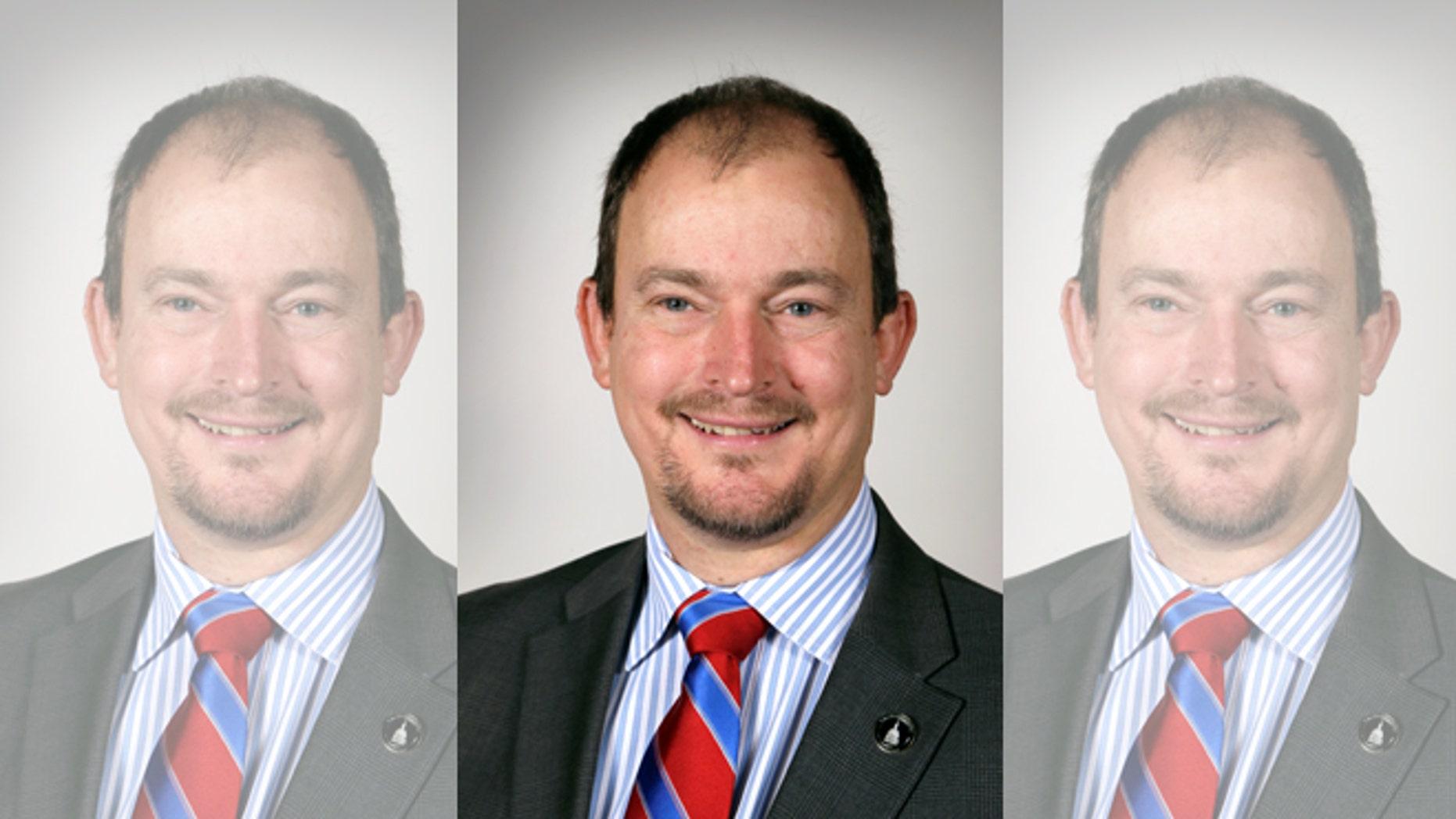 Iowa state Senator Mark Chelgren. (Photo: Iowa legislature)