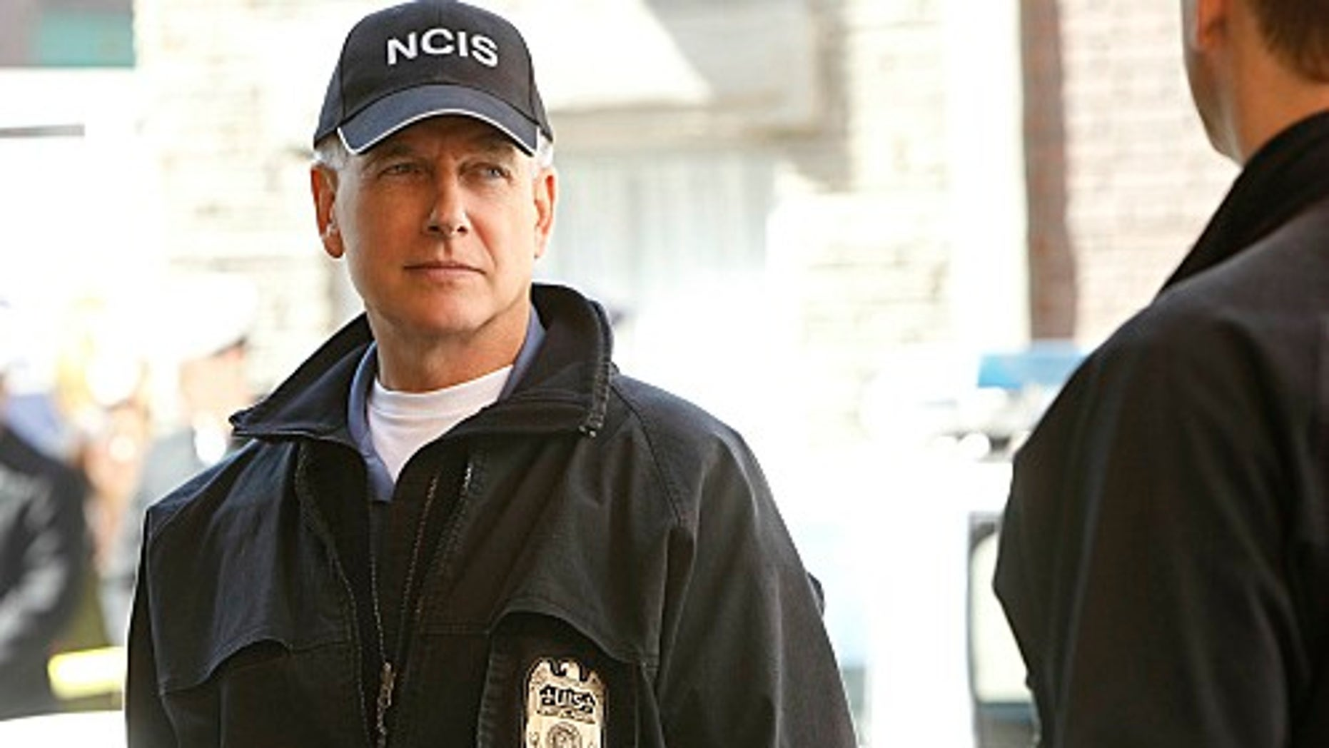 """""""The Good Son""""-- Director Vance's brother-in-law is the lead suspect when Gibbs (Mark Harmon, pictured) and the NCIS team investigate the murder of a petty officer, on NCIS, Tuesday, March 27 (8:00-9:00 PM, ET/PT) on the CBS Television Network.  Photo: Cliff Lipson/CBS ©2012 CBS Broadcasting Inc. All Rights Reserved."""