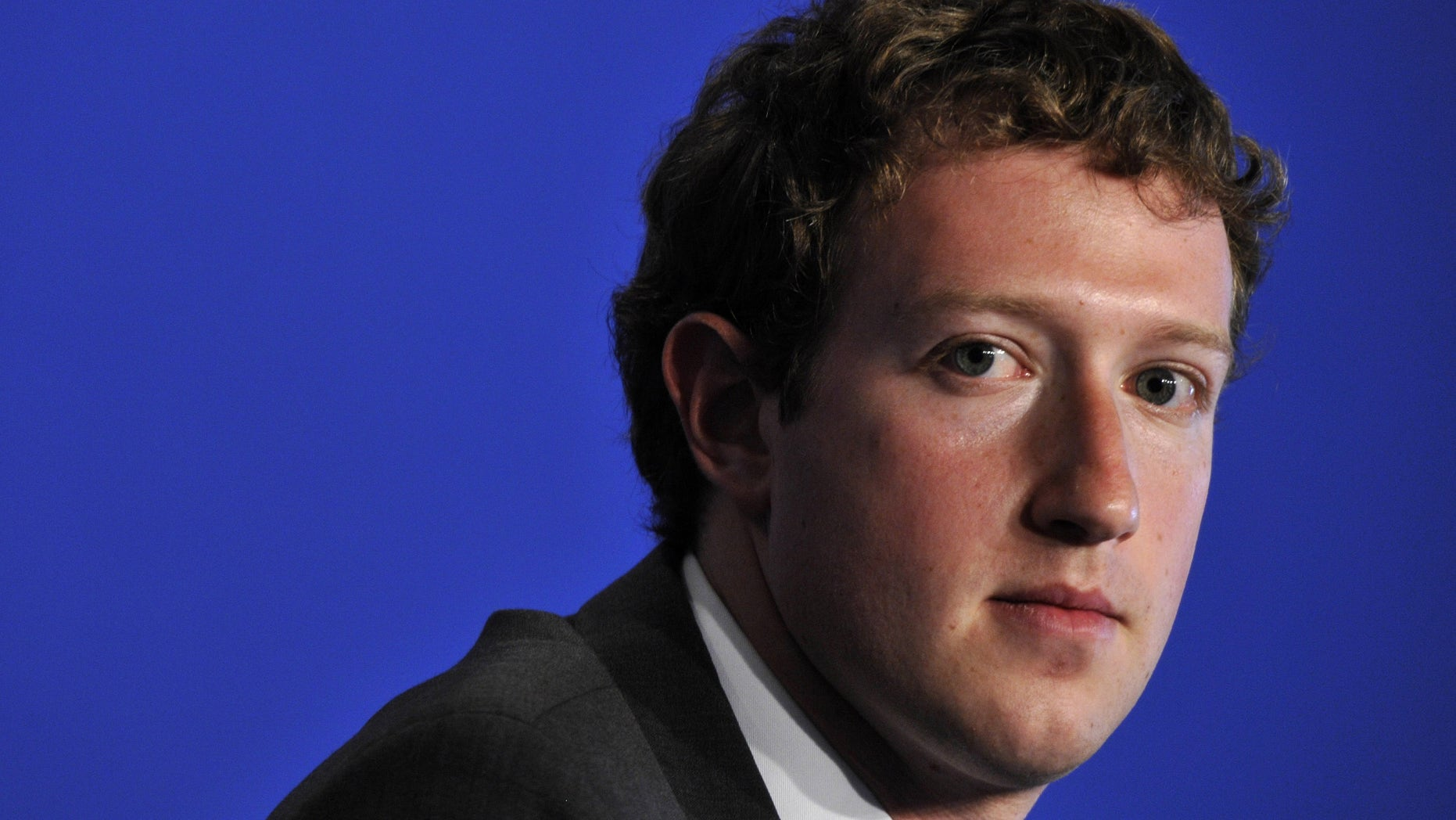 Mark Zuckerberg, founder of Facebook Inc.
