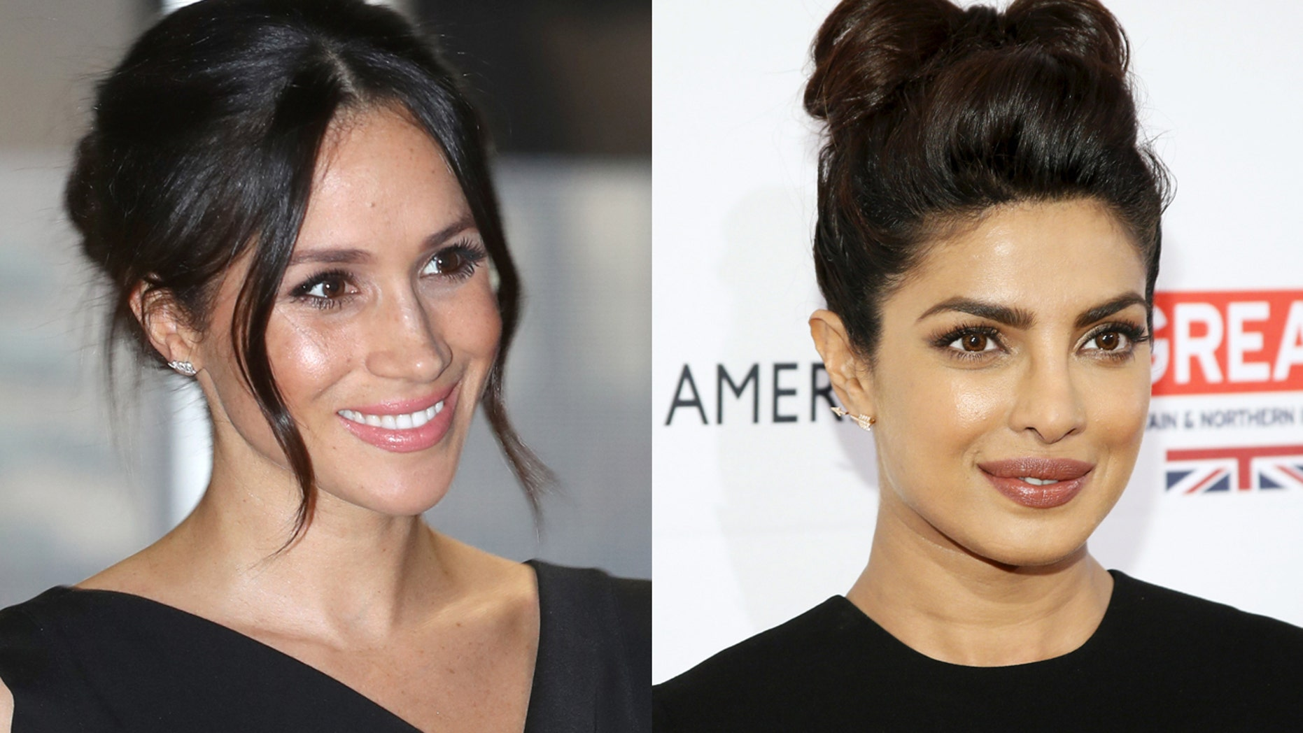 Priyanka Chopra calls Meghan Marke the new people's princess in the Time Magazine 100 Most Influential People issue.