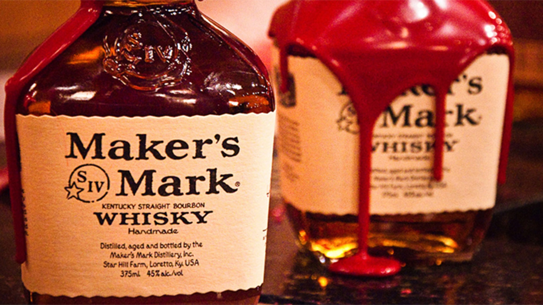 The producers of Maker's Mark bourbon announced a distillery expansion  to pump up production and keep pace with growing demand for the Kentucky whiskey.