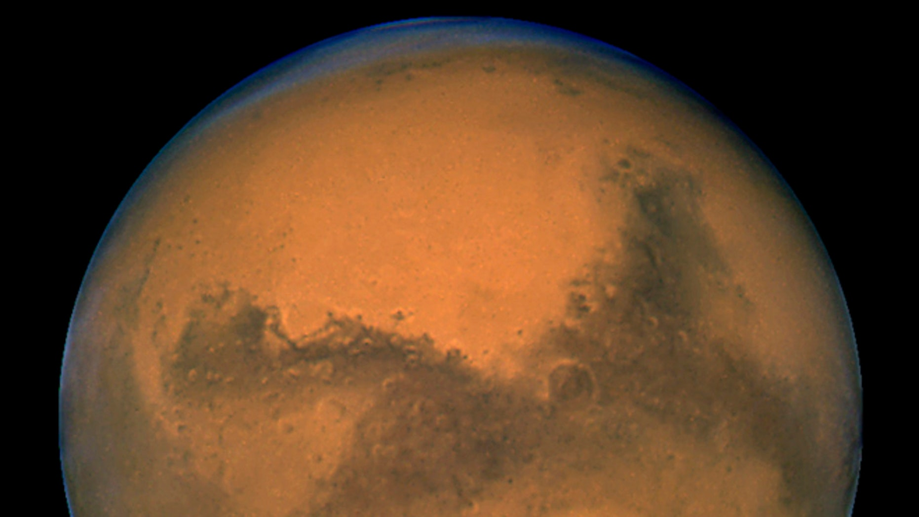 This year Mars will be closer to Earth than it has been since 2007, according to NASA.