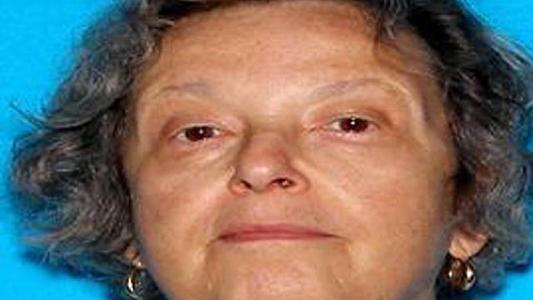 This photo provided by Wilmington Police shows Marsha Lee, 65, who was reported missing Dec. 19, 2011.