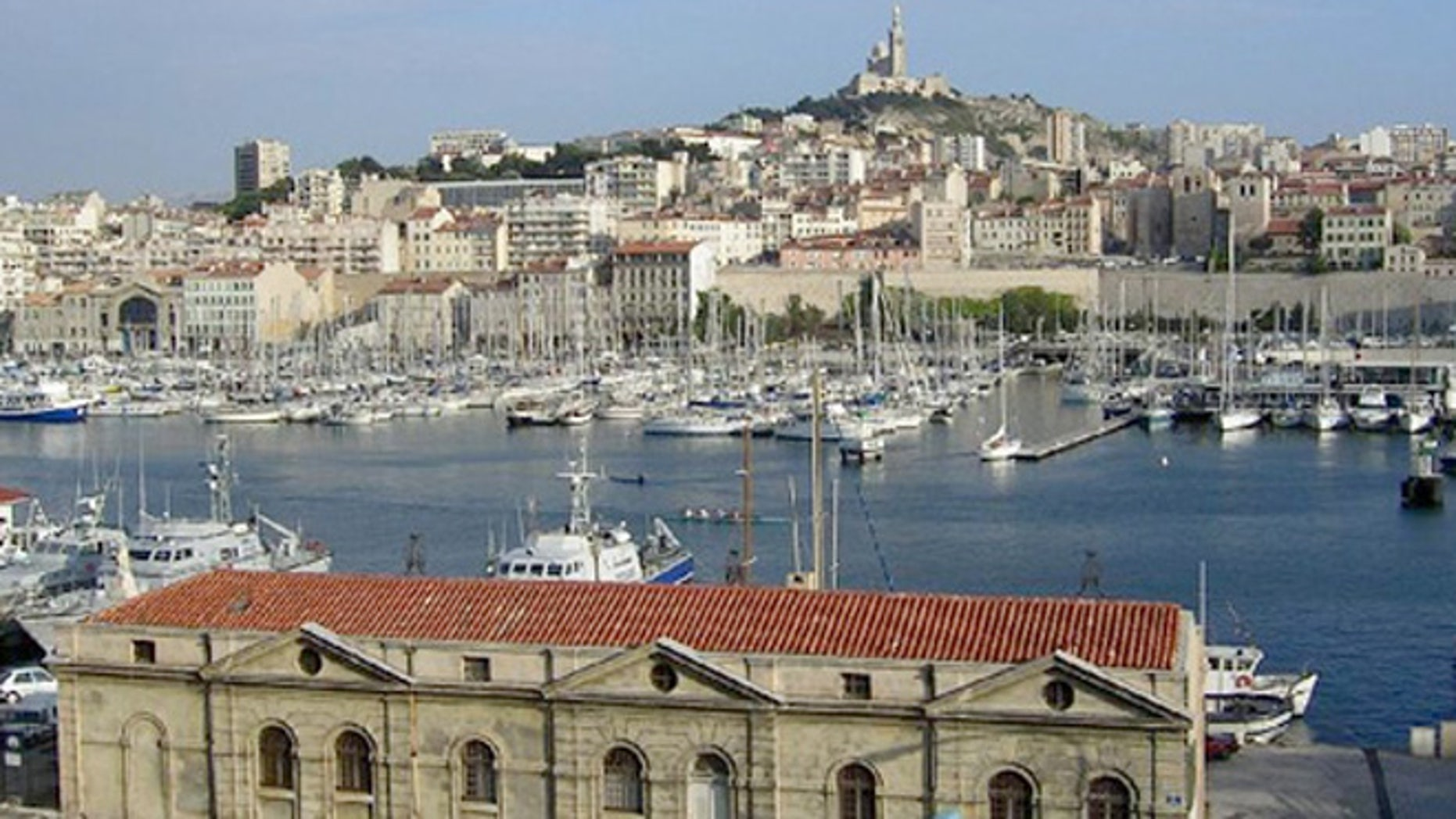 Marseille, founded 2600 years ago, the oldest city in France.  According to a recent survery, France is the rudiest nation to visit.