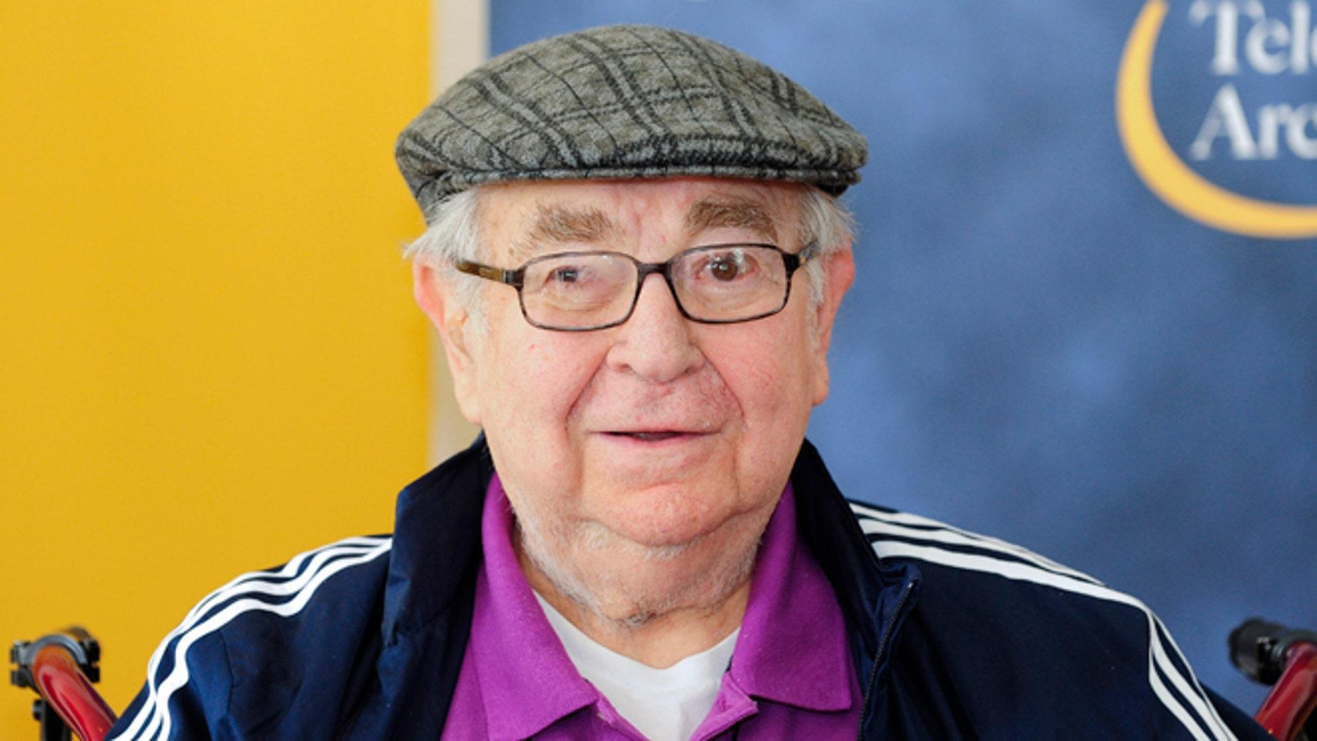 Veteran sitcom actor Marvin Kaplan died at age 89.