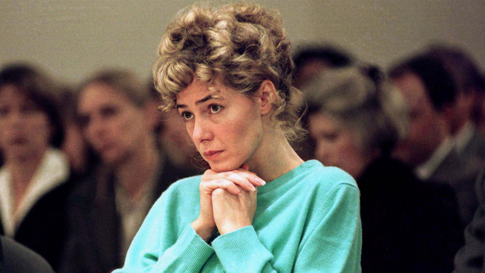 FILE PHOTO:  Mary Kay LeTourneau as seen in a court hearing in 1997