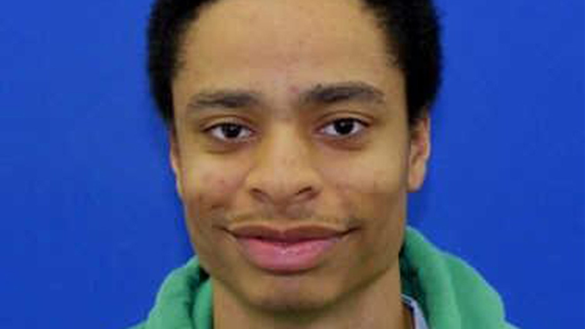 FILE: This photo released by the Howard County Police shows shooting suspect Darion Marcus Aguilar, 19, of College Park, Md.