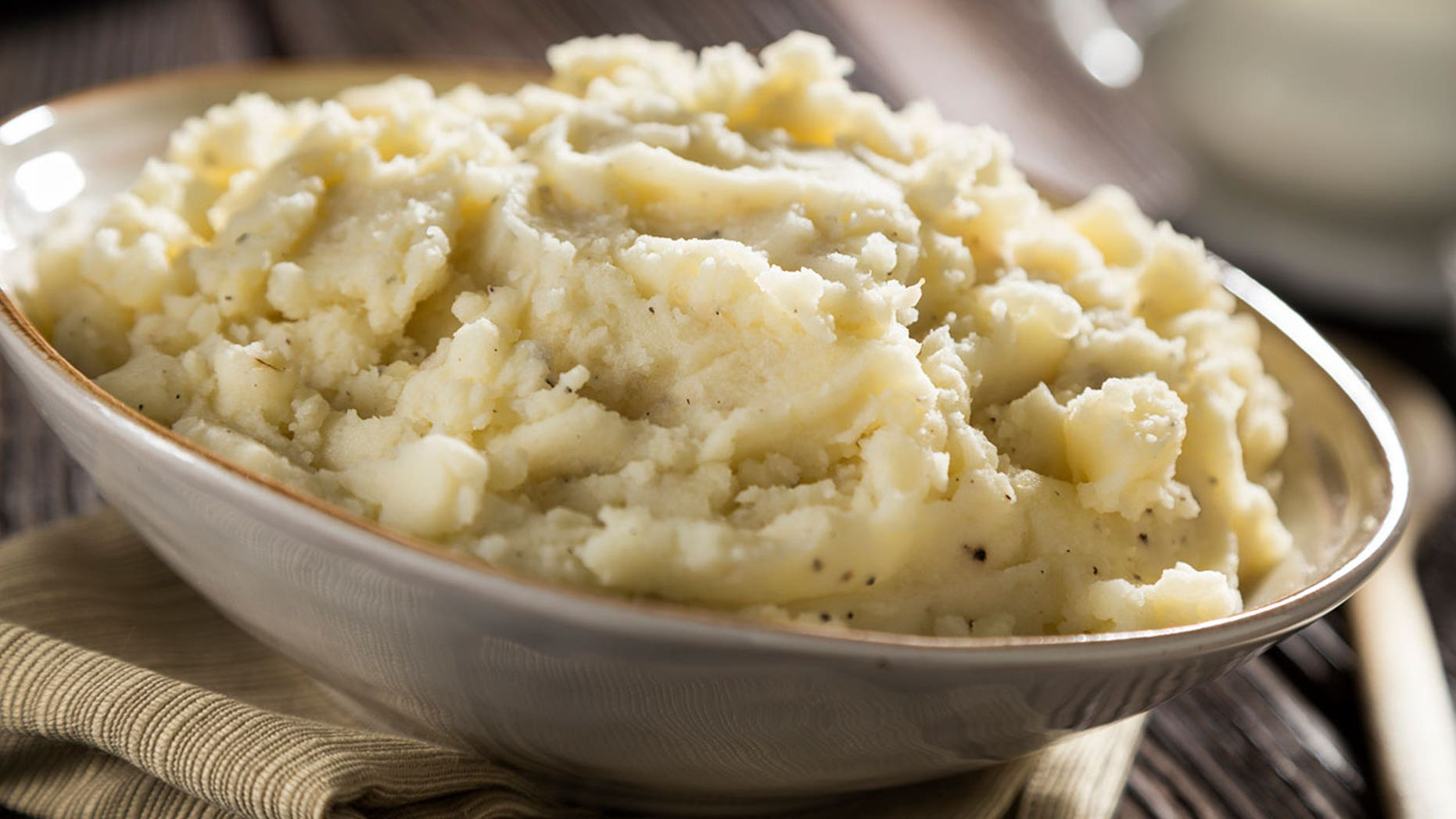 Don't settle for mashed potatoes made with sub-par spuds.