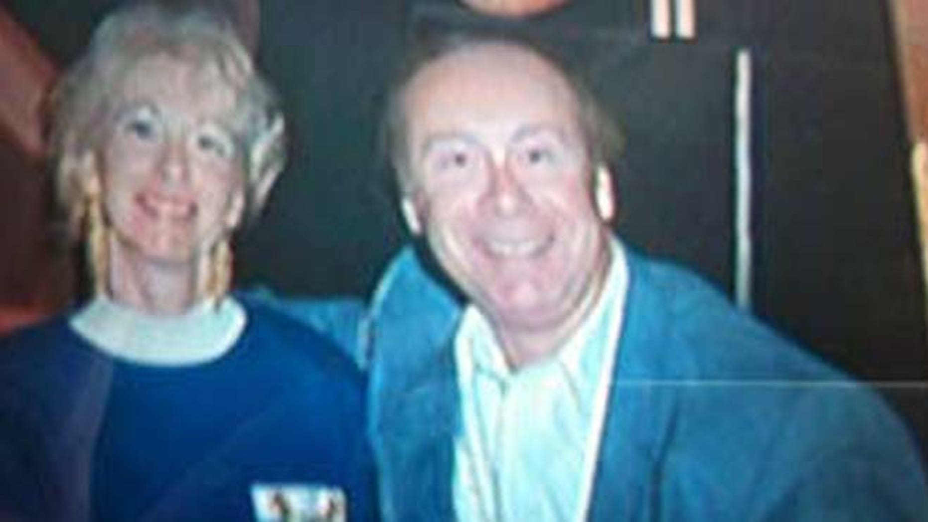 This undated photo shows John Magee, 69, and Geraldine Magee, 67, who were found dead in their home by their daughter on Dec. 14, 2011.