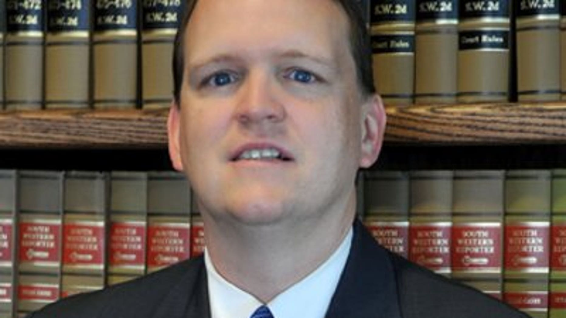 First Assistant Attorney General of Texas Jeff Mateer