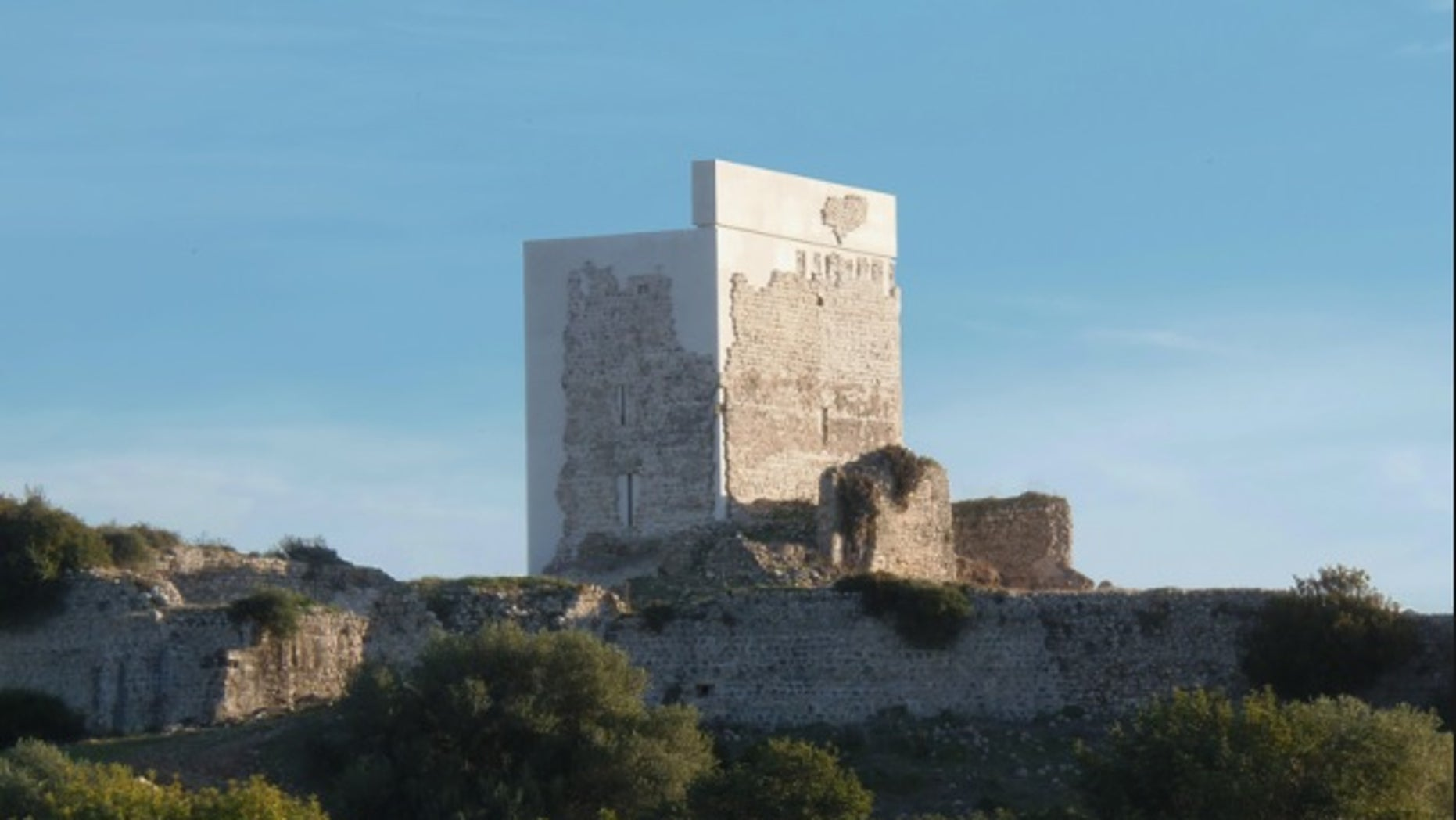 Matrera Castle (Hispania Nostra)