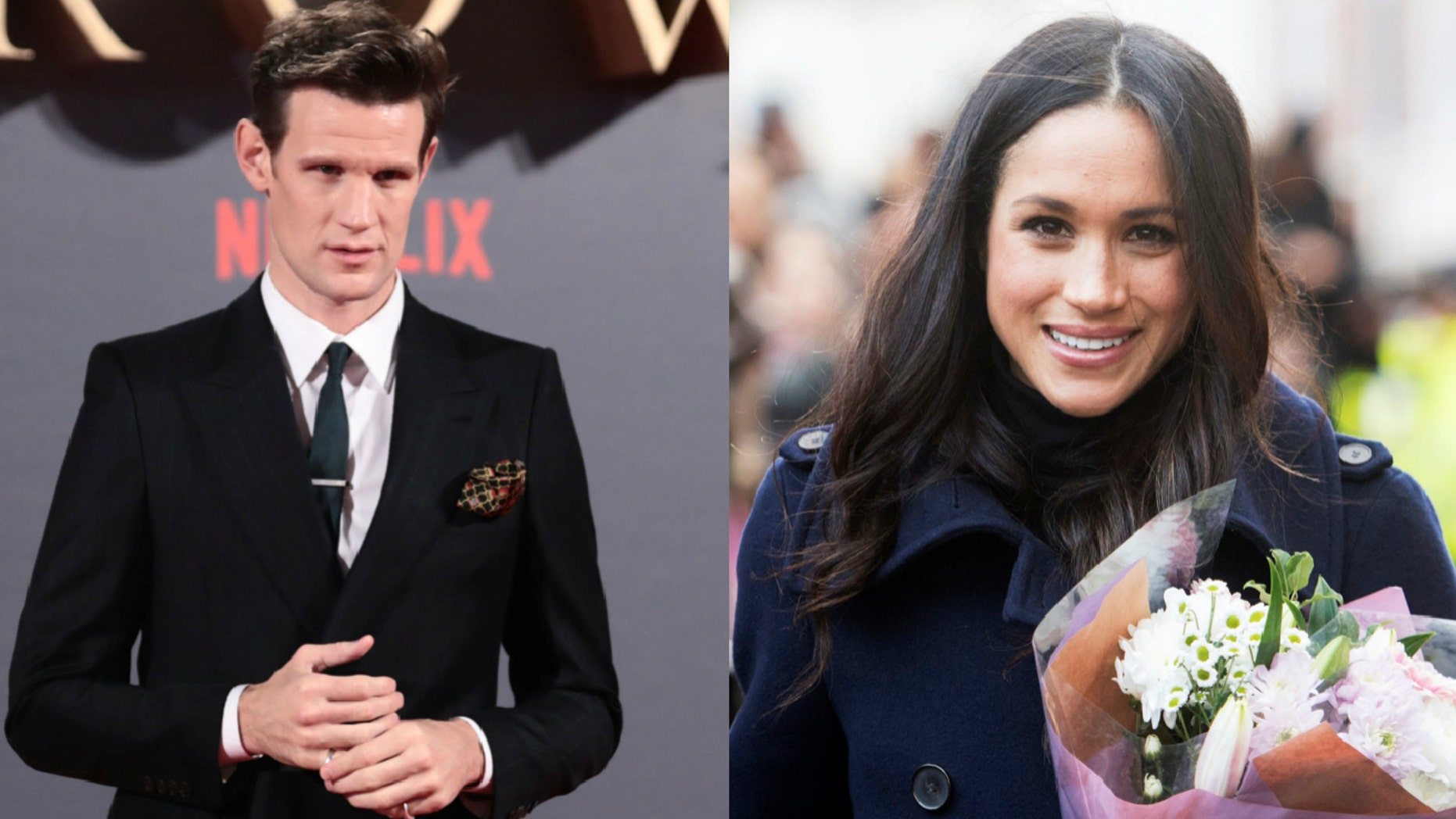 The crowns matt smith i feel sorry for meghan markle fox news after starring in the the crown matt smith understands royal life and now izmirmasajfo