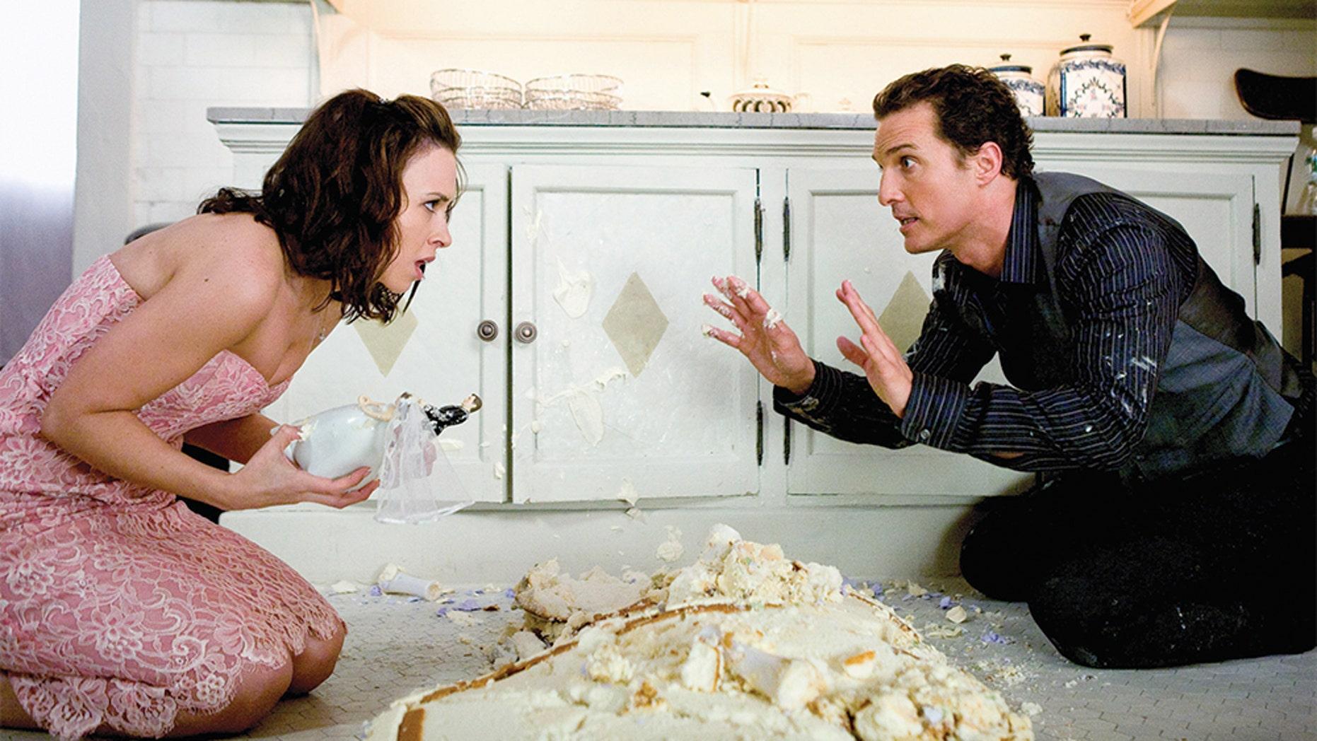 Matthew McConaughey Defends Romantic Comedy