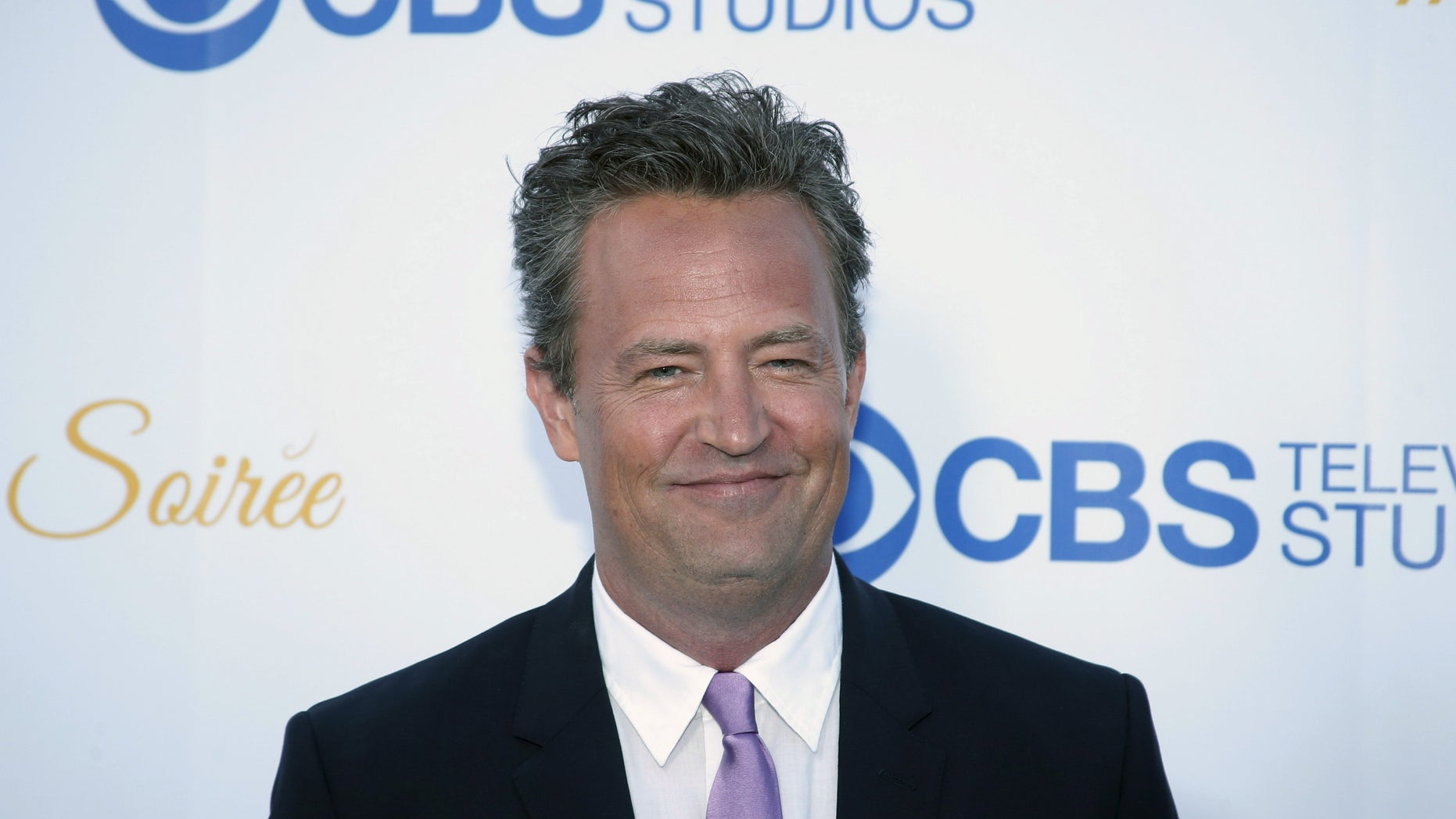 Matthew Perry Says He Was Kicked Out of Therapy Session