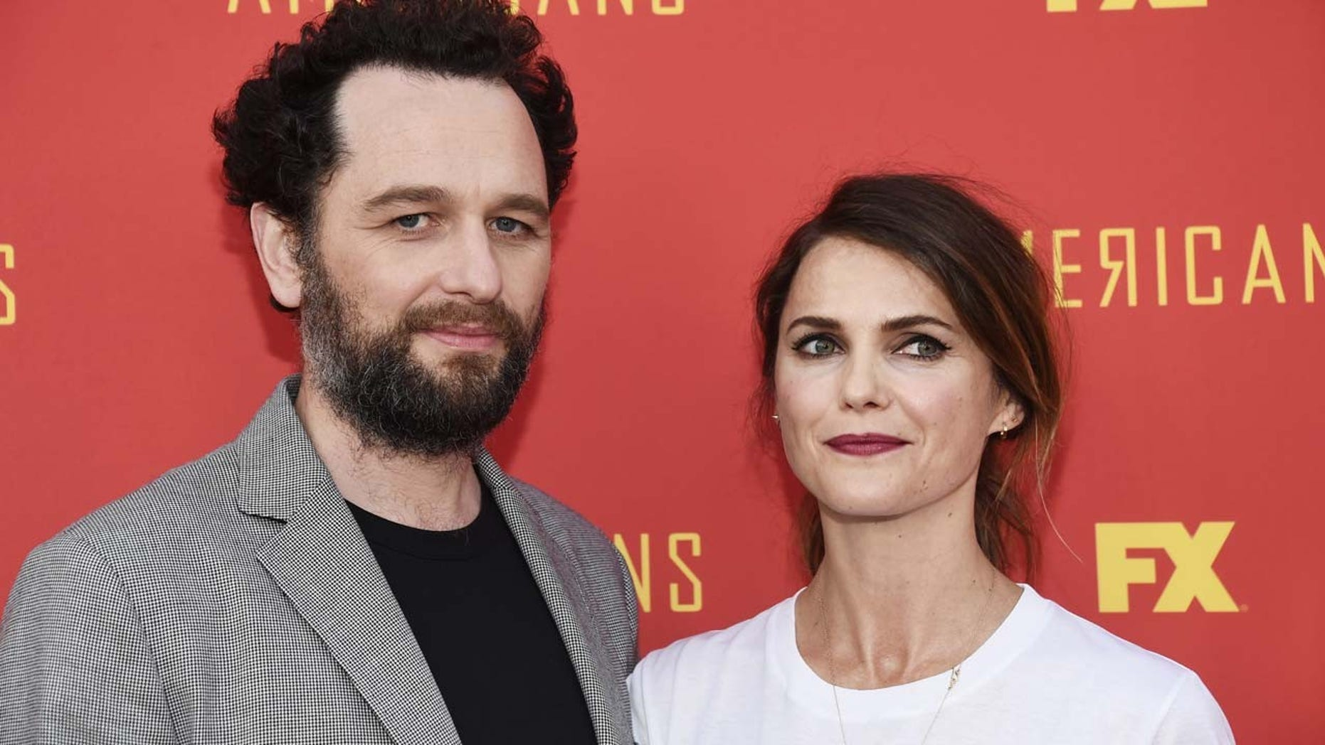 Keri Russell and Matthew Rhys tease about splitting up if they didn't both get Emmy noms in a new interview with Entertainment Tonight.