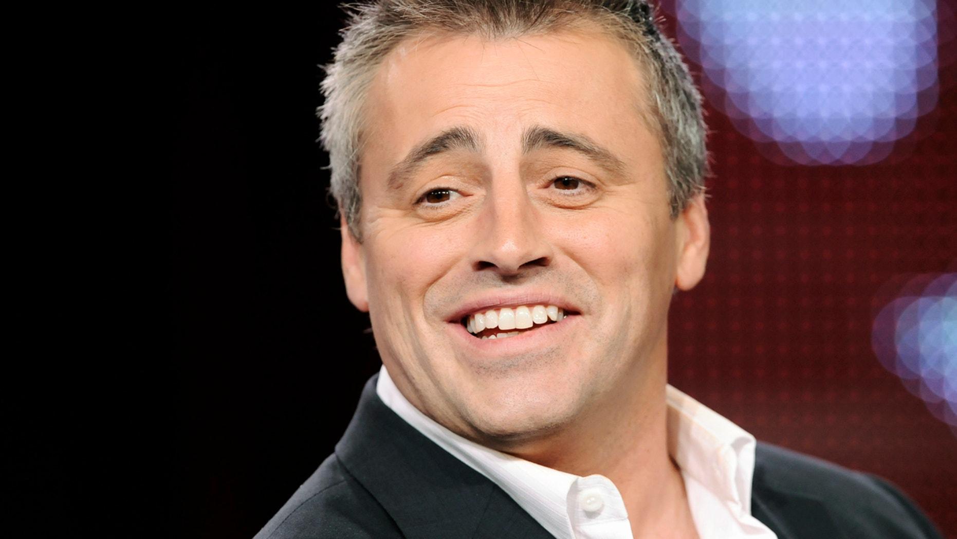 Matt LeBlanc recalls 'gross' moment from famous 'Friends' episode