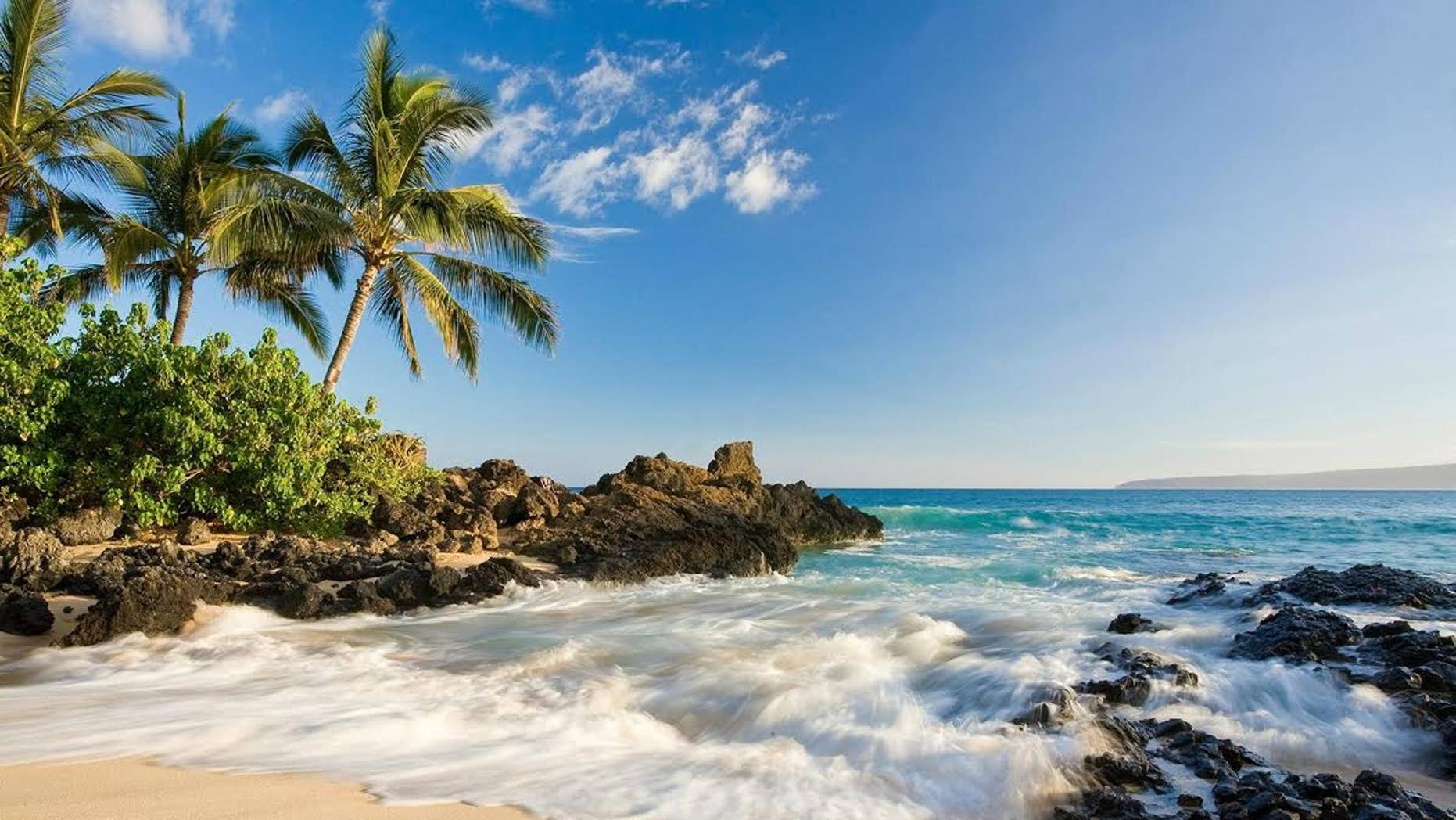 Hawaii's Maui island has been voted the top island in the U.S.