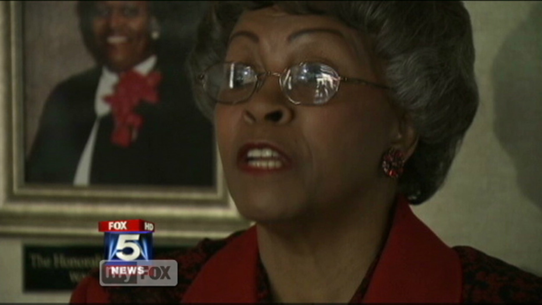 East Point, Ga., Mayor Earnestine Pittman is challenging the city council over utility rate hikes.