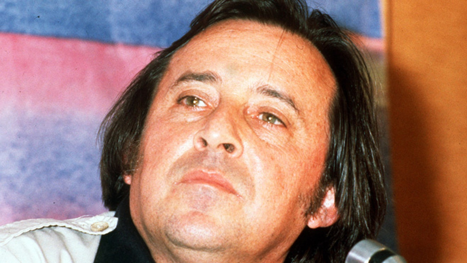 This 1978 file photo shows American actor and film director Paul Mazursky. (AP)