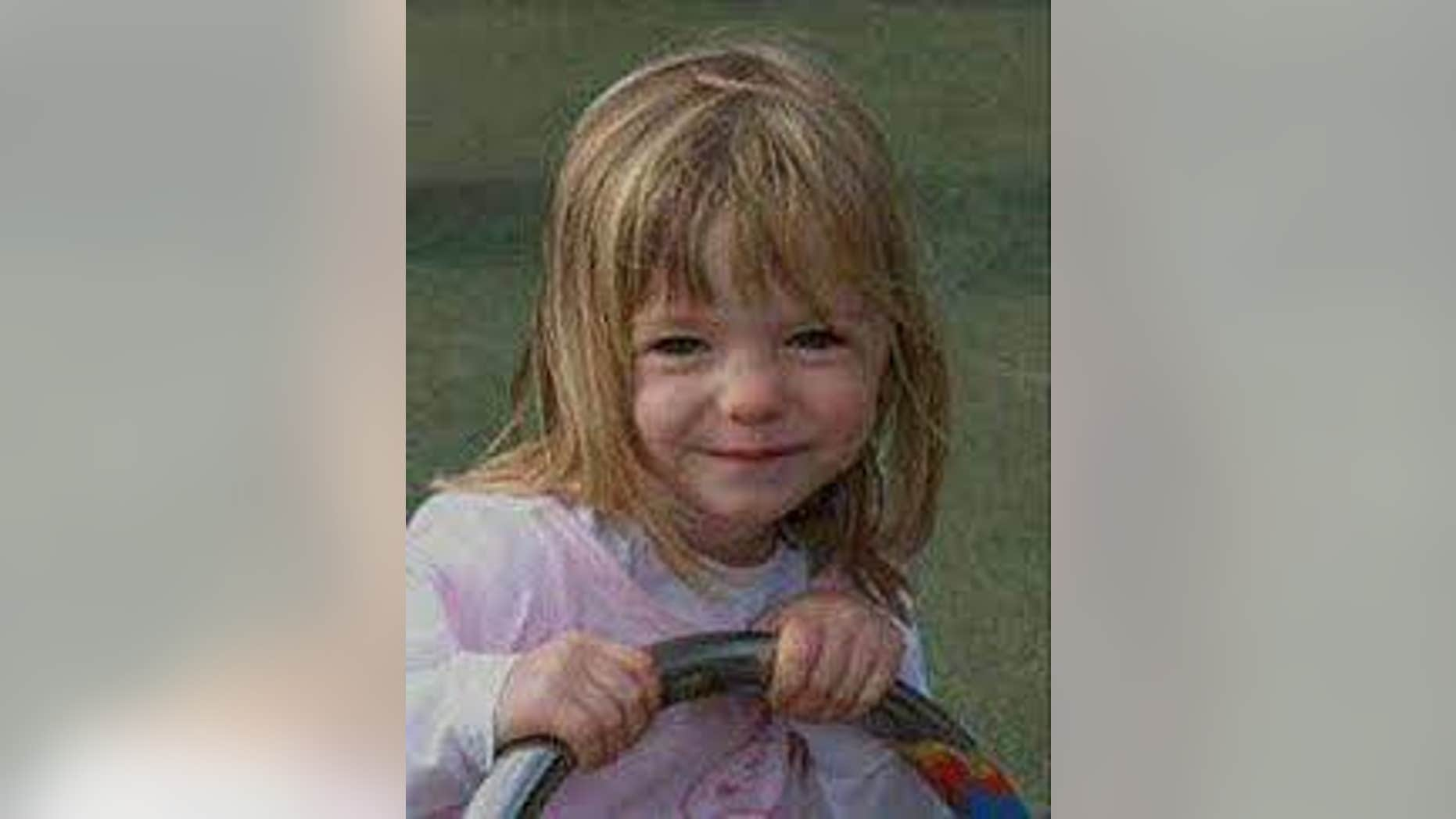 Madeleine McCann disappeared in 2007 just days before her 4th birthday while vacationing with her family in Portugal.