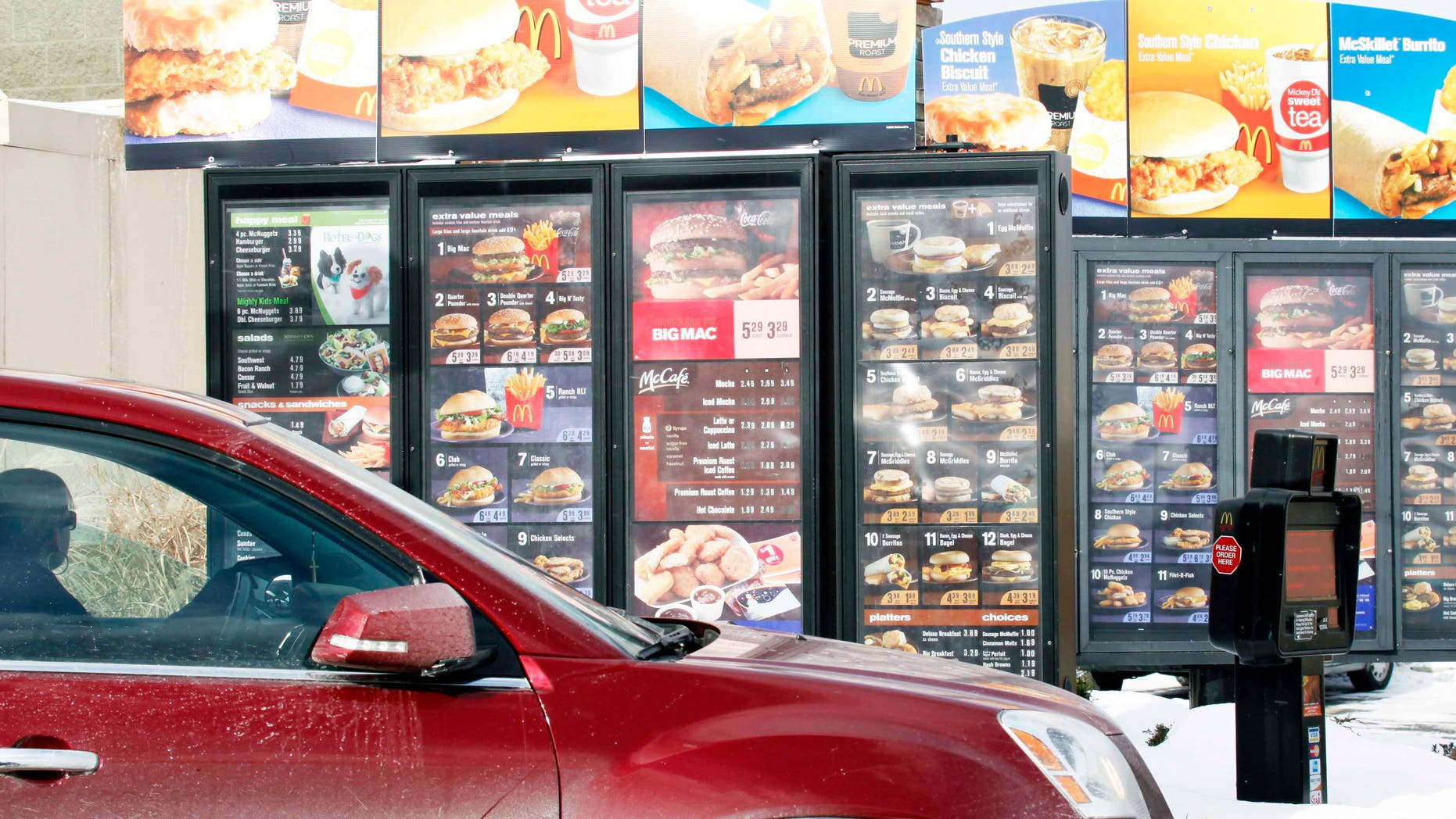McDonald's is working to improve order accuracy at drive-thru windows.