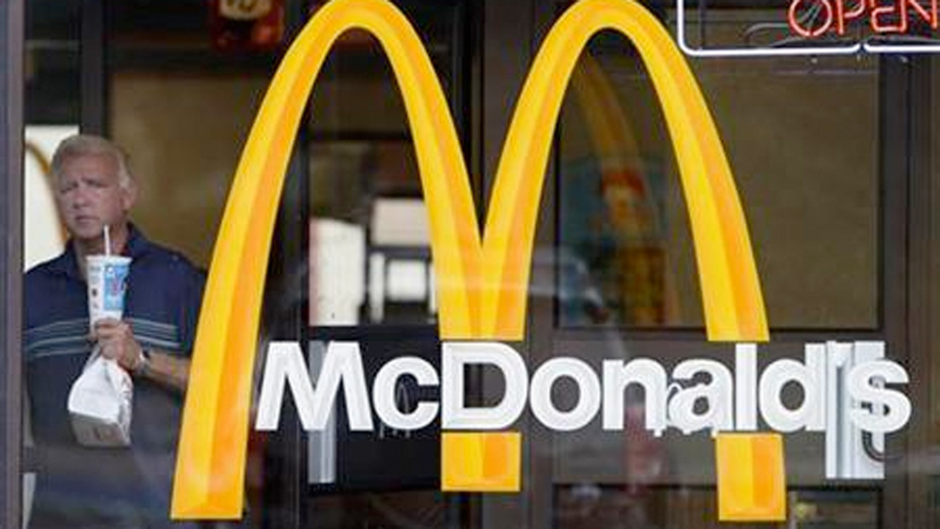 Some UK McDonald's locations are banning teens 18 and under from dining in the restaurants without an adult.