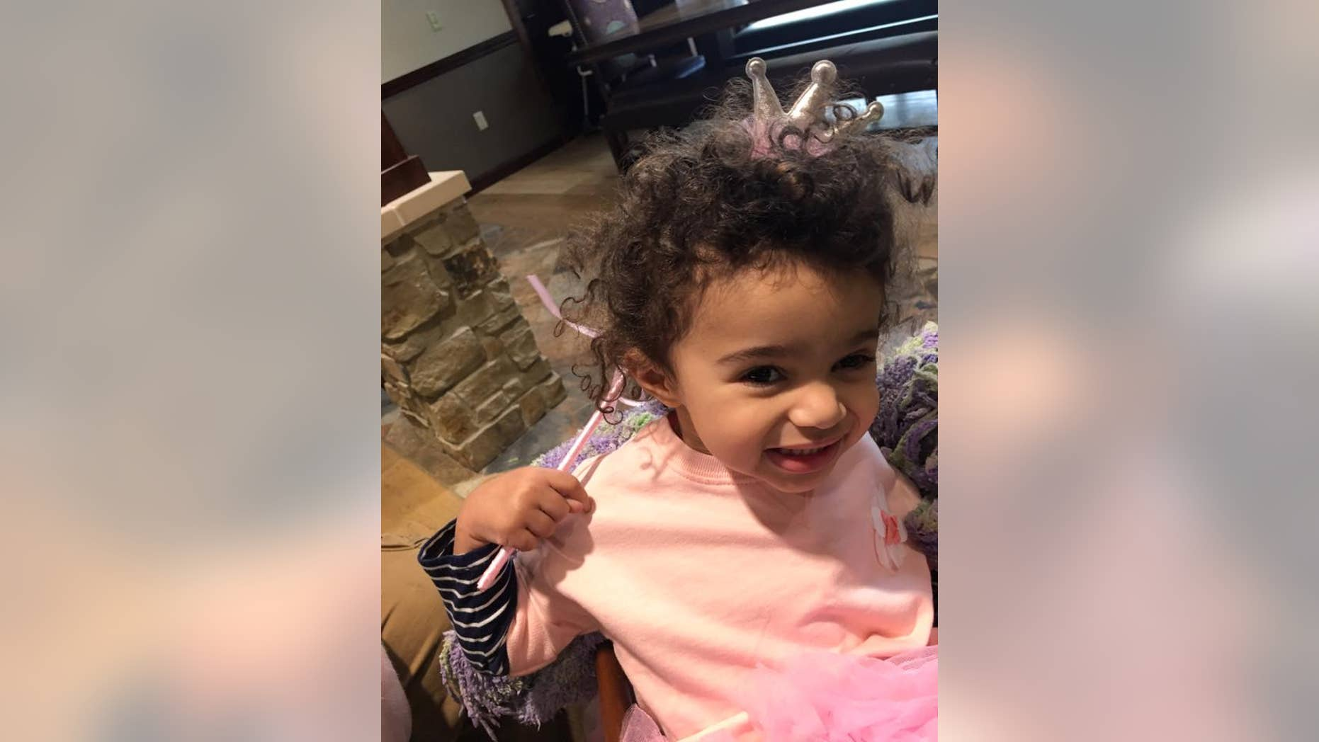 When 2-year-old McKinley Norton started walking sideways, her mother, Kourtney, took her to the pediatrician, who mistakenly suspected an eye infection.