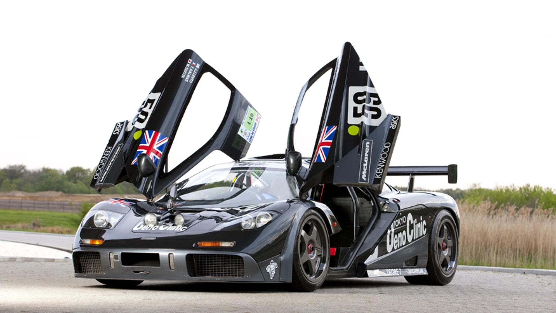 McLaren F1 GTR (file)