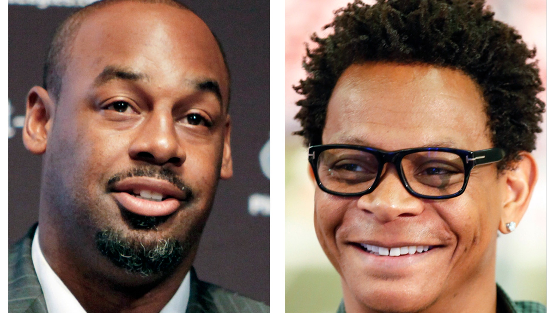 Donvan McNabb and Eric Davis were accused of sexual harassment by a former co-worker at NFL Network.