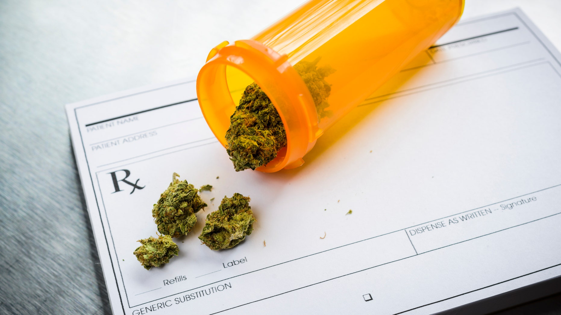 medical marijuana and a doctor's prescription