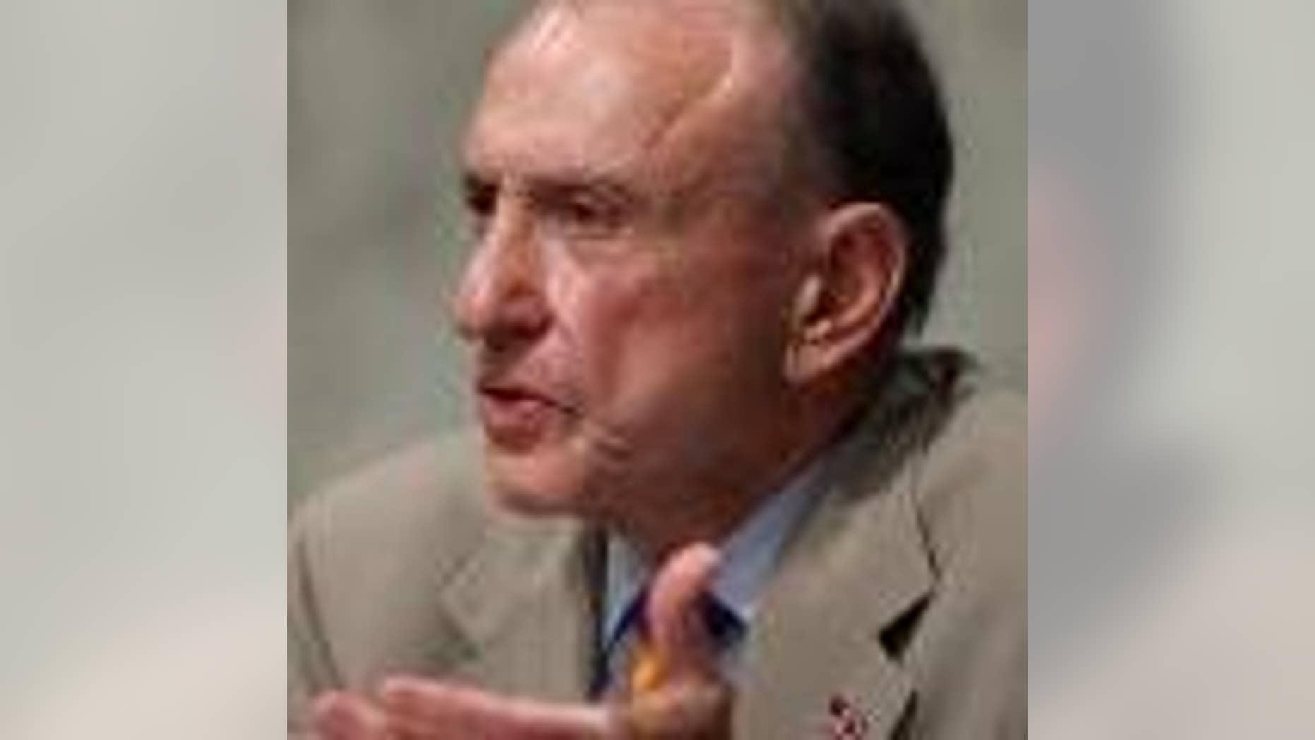 Former Senator Arlen Specter