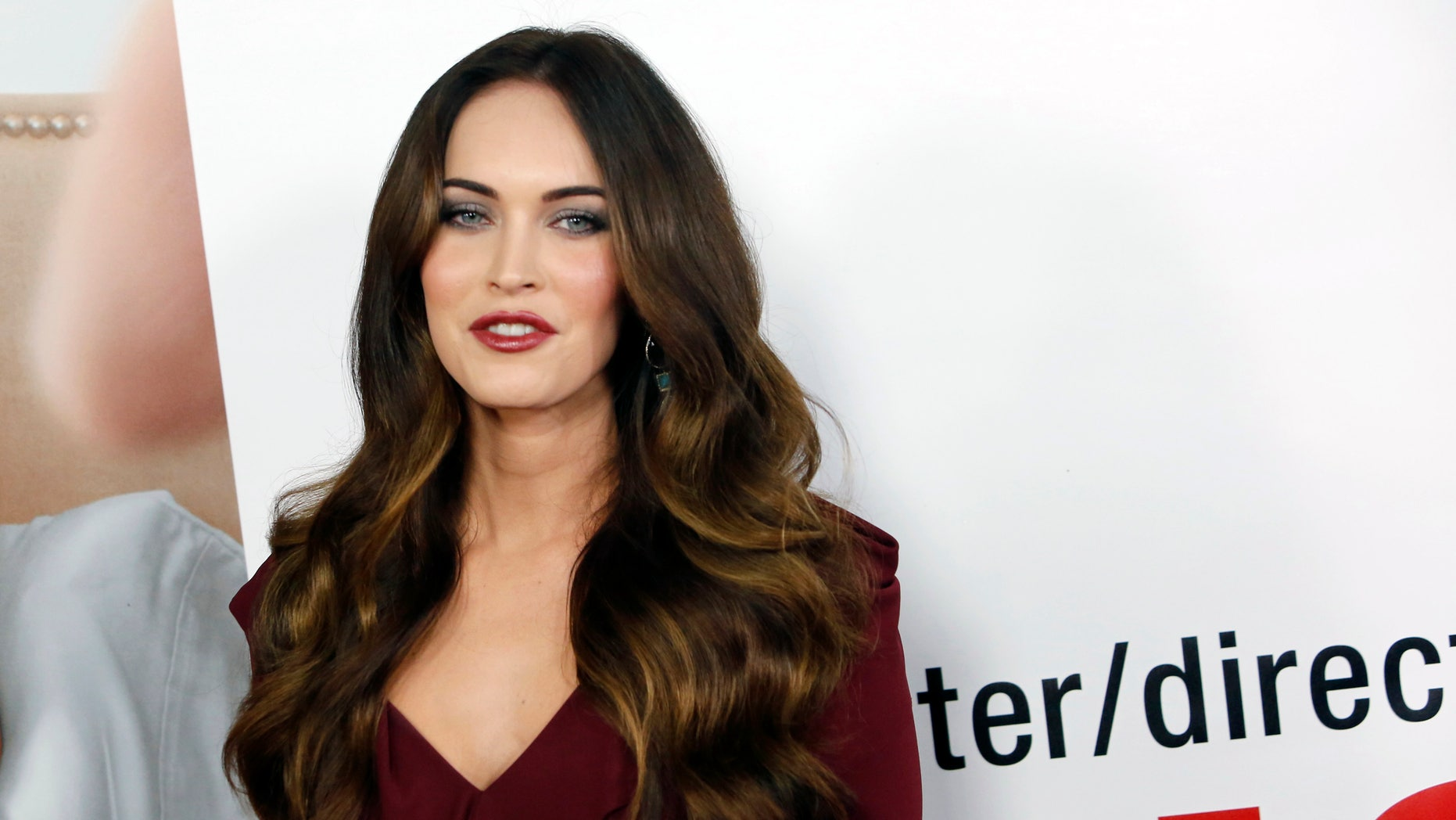 """December 12, 2012. Actress Megan Fox arrives at the premiere of the movie """"This is 40"""" in Hollywood."""