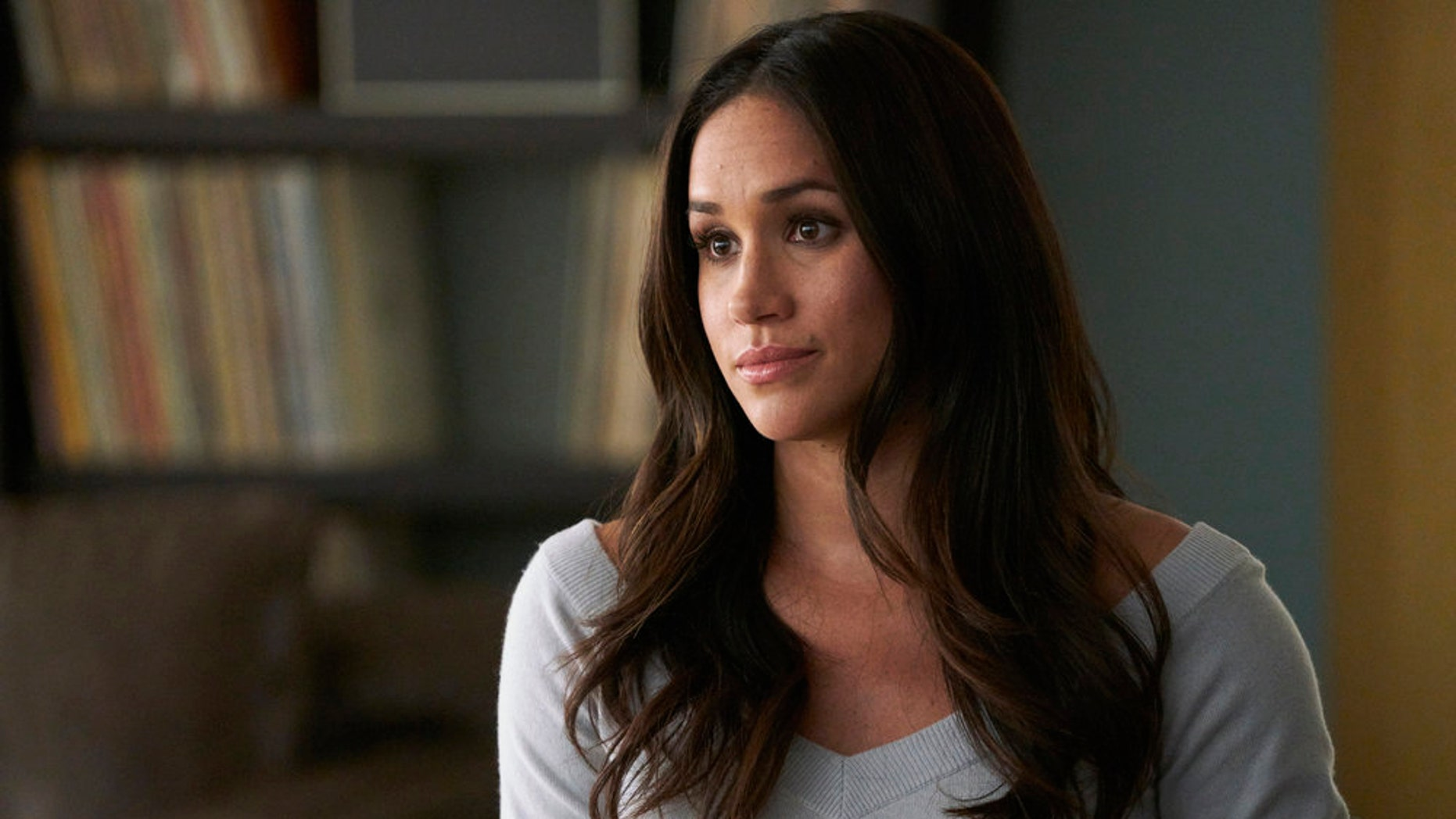 """Meghan Markle was a star in USA Network's legal drama """"Suits"""" before she married Britain's Prince Harry."""