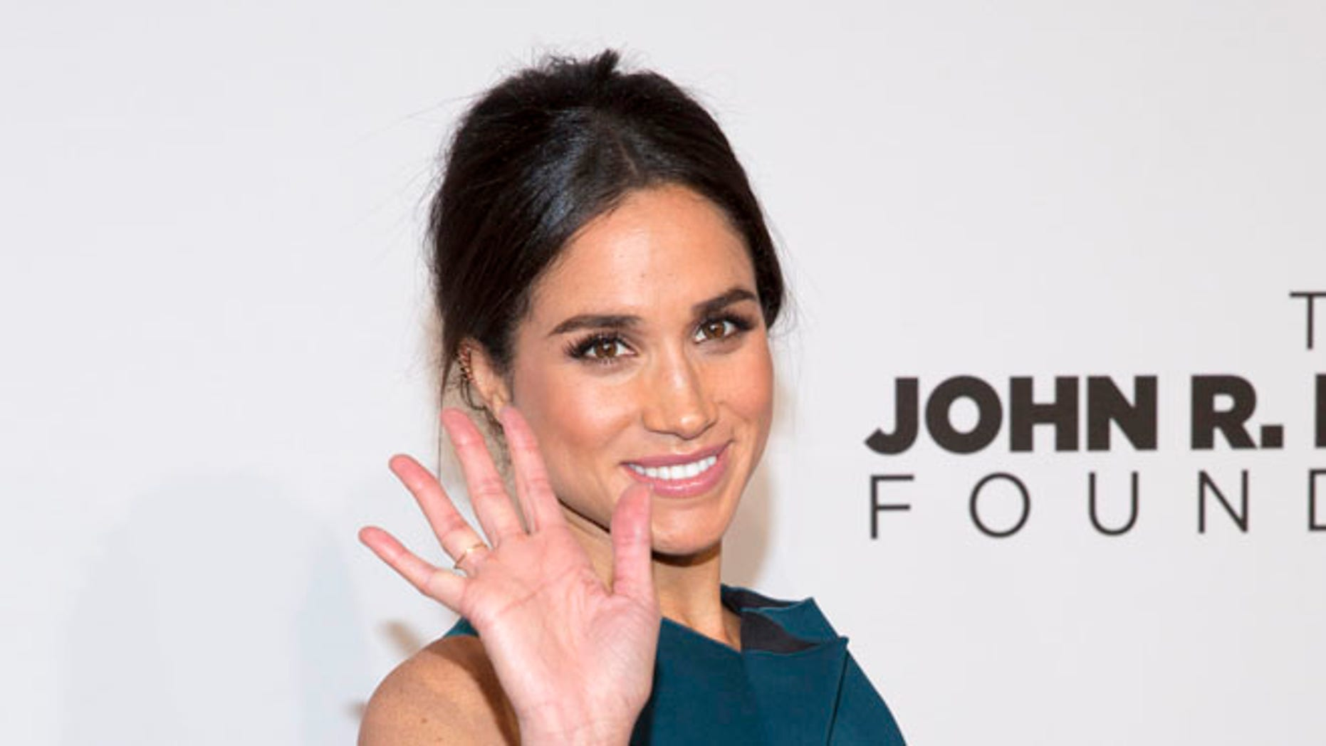 An alleged topless photo of Meghan Markle has been leaked.