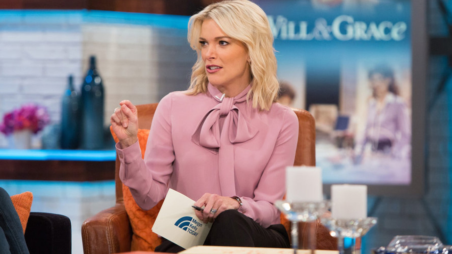 NBC is in talks to give morning show host Megyn Kelly a new time slot of her AM program that has been lagging behind in ratings.