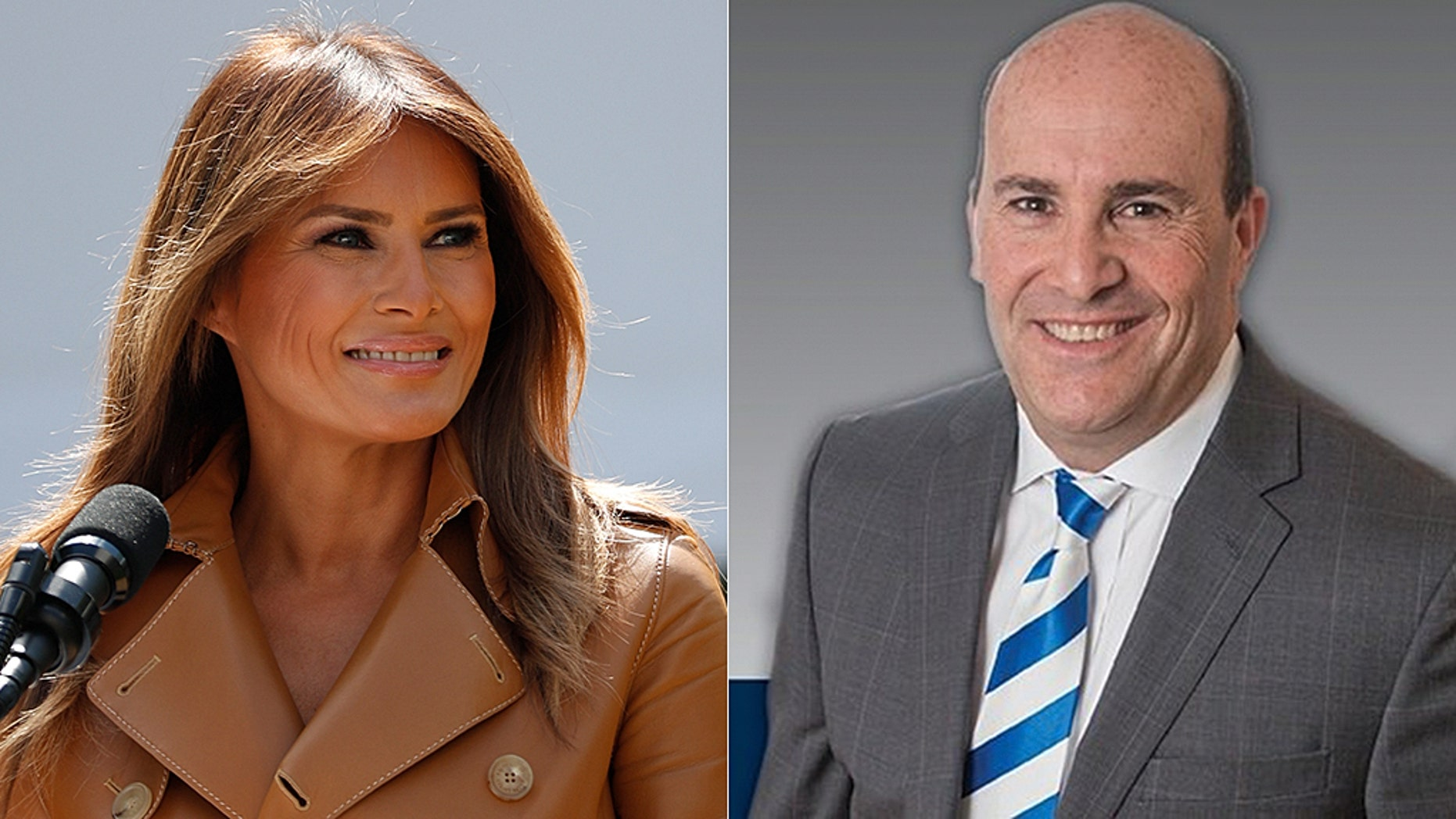 Mark Roberts, an Oregon congressional candidate, is facing backlash for a derogatory tweet he published regarding first lady Melania Trump.