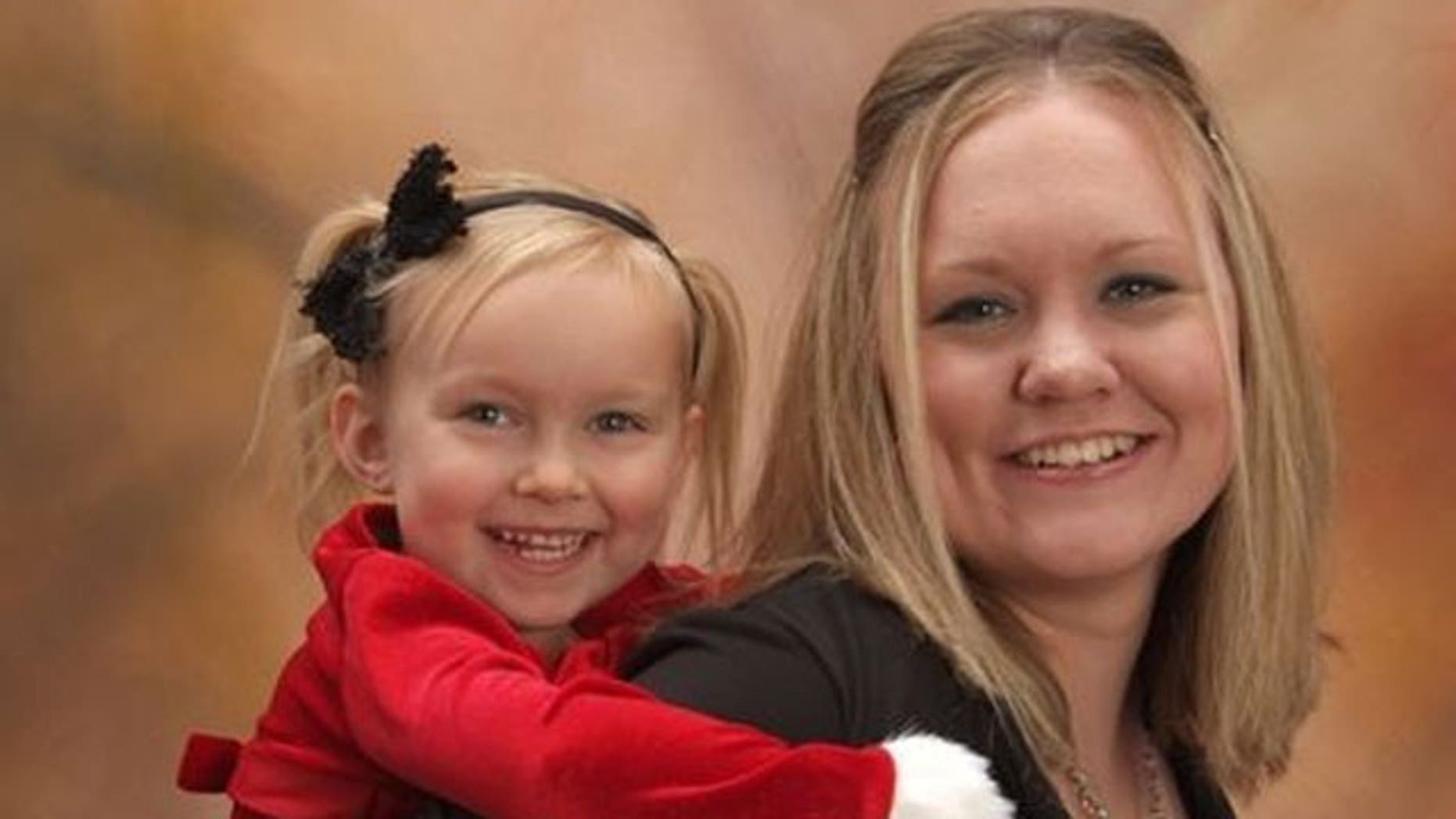 Melissa Amen and her 3-year-old daughter, Kayah, whom she conceived after the death of her husband through assisted reproductive technology. (Melissa Amen)