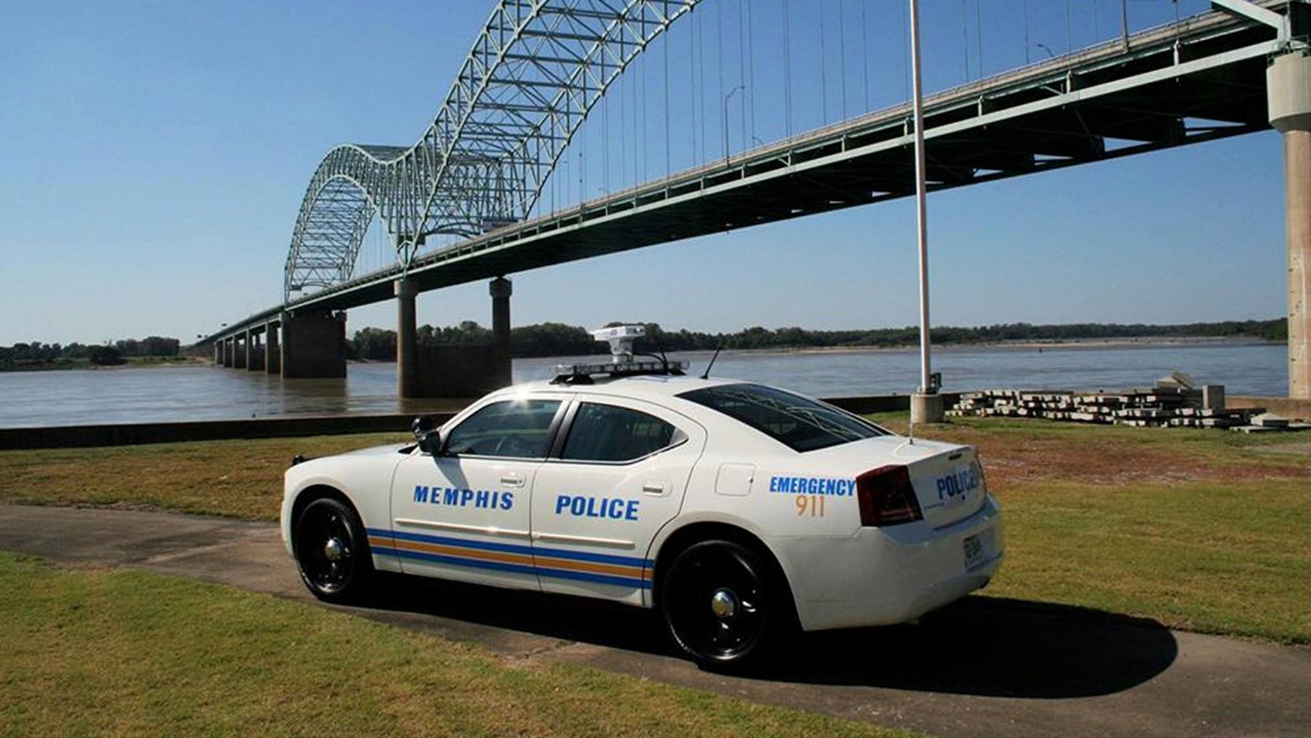 A Memphis CIT officer was stabbed while trying to take a suspect into custody.