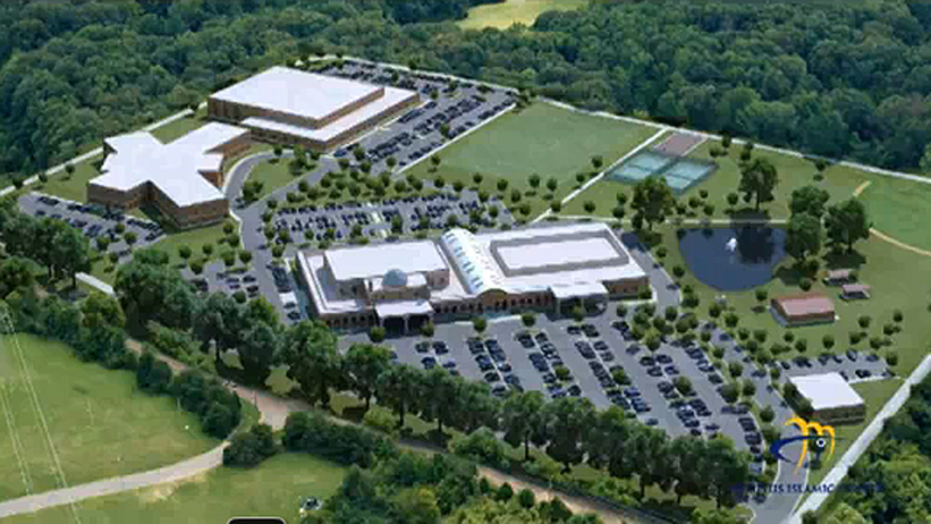 According to its 'masterplan' video the Memphis Islamic Center is set to include a worship area, classrooms, a playground, a daycare facility, gamerooms, a visitor center, media rooms, offices, a reference section, a large multiporpose hall, indoor and outdoor sports facilities, a gym and indoor and outdoor gathering places.