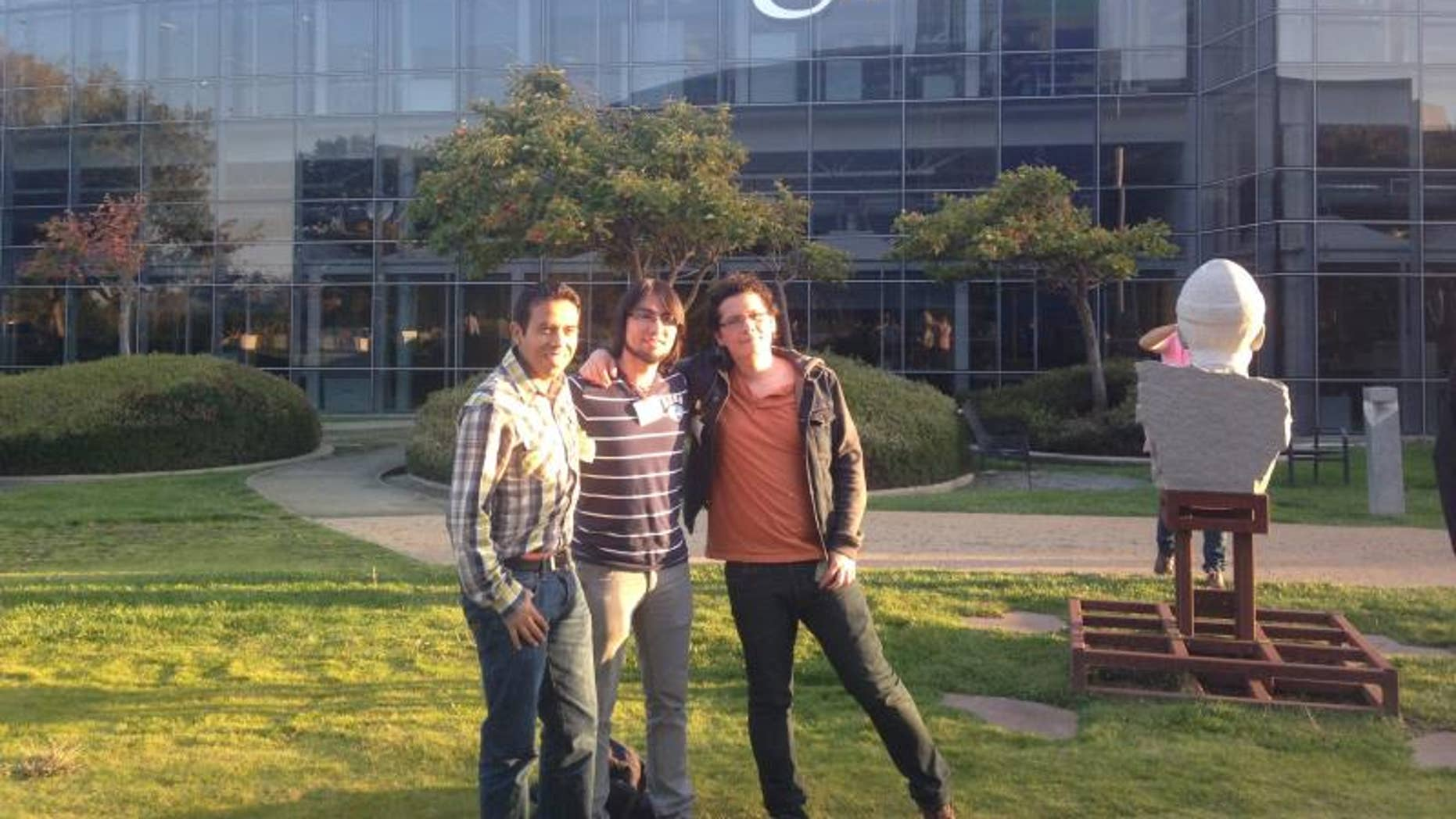 Mexican programmers Edgar Hernandez, Jose Alberto Garcia and Abraham Cornejo quit their jobs and bet everything on a dream called Hostspot that has taken them to Silicon Valley